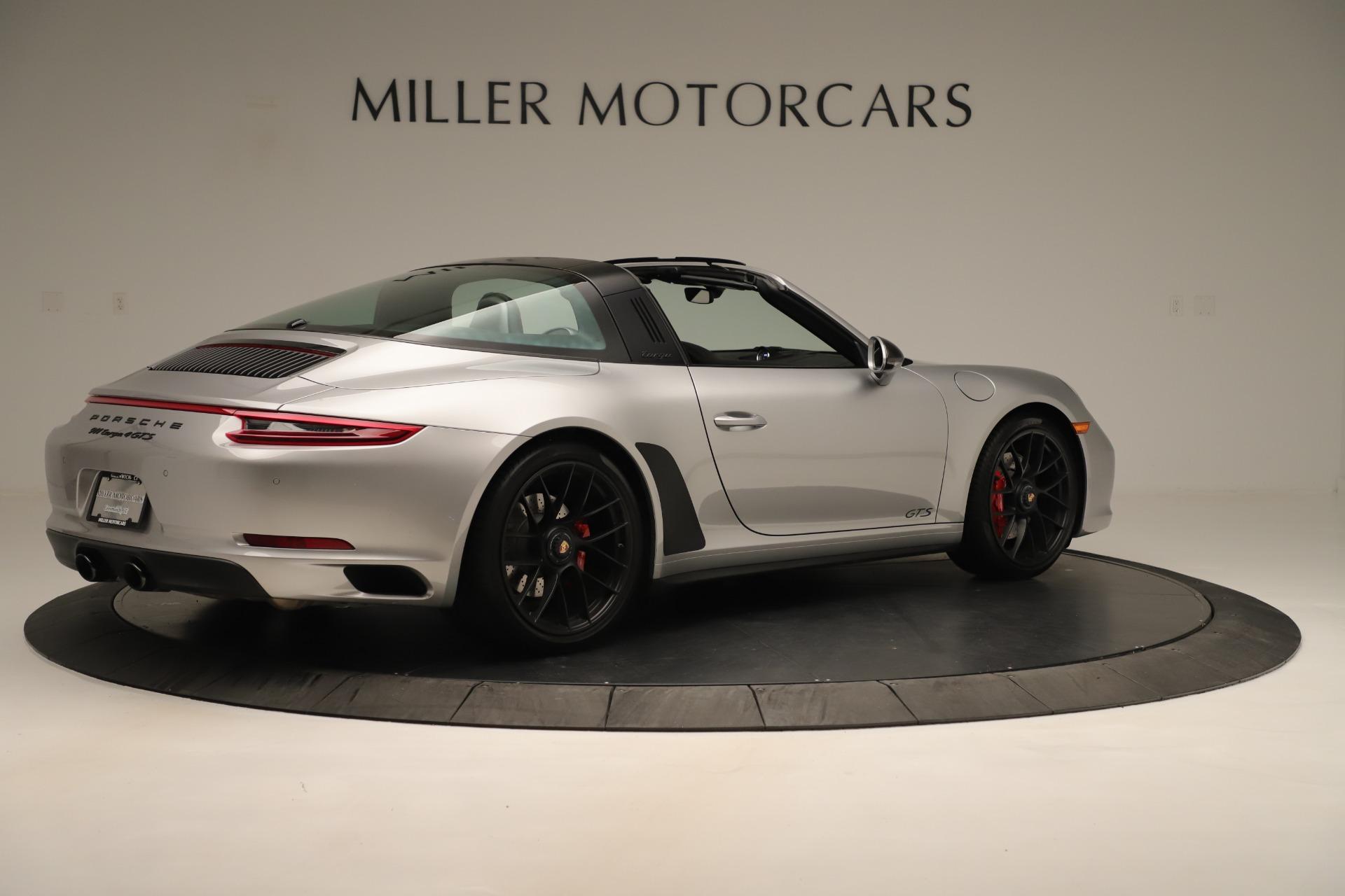 Used 2017 Porsche 911 Targa 4 GTS For Sale In Westport, CT 3374_p8