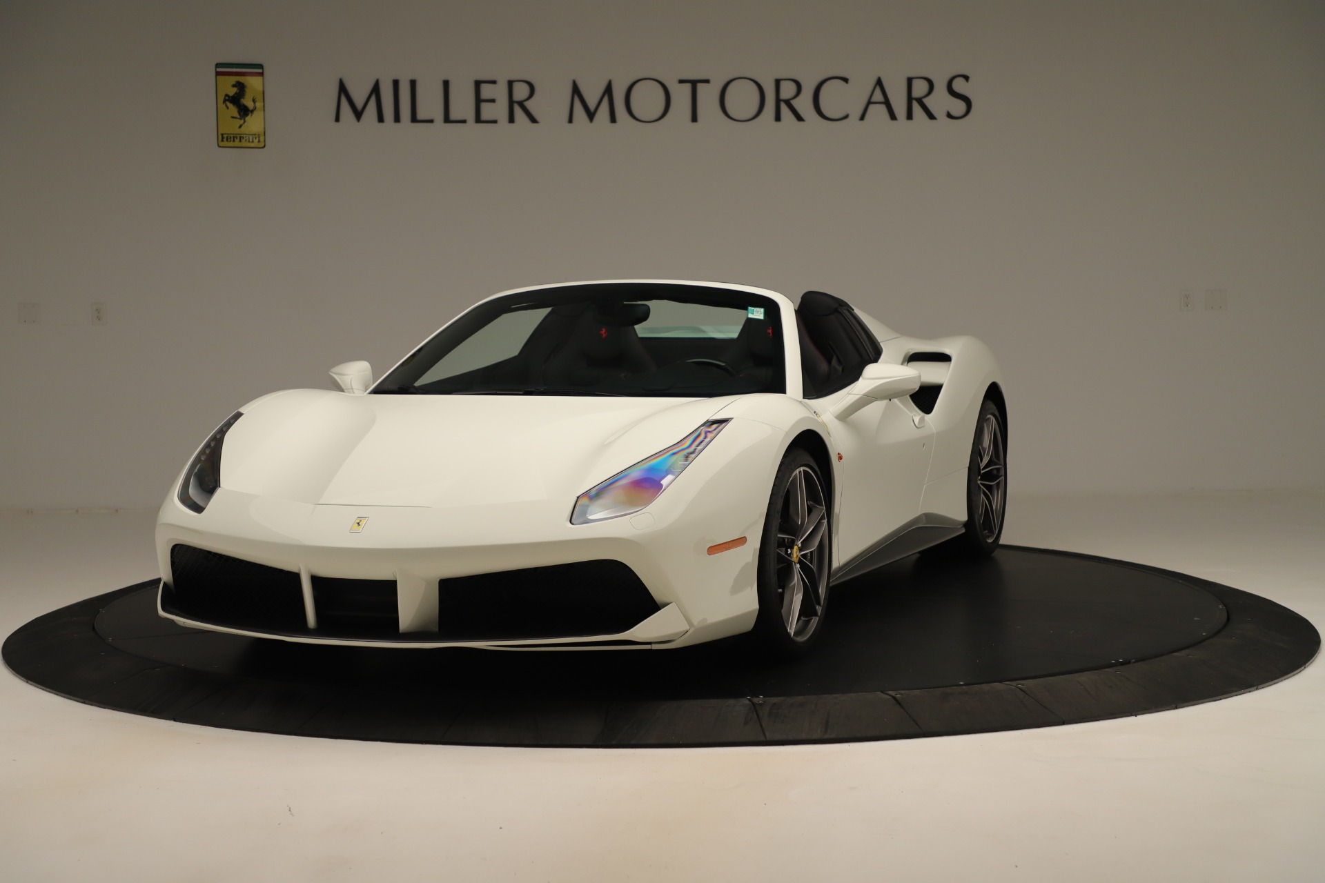 Used 2016 Ferrari 488 Spider  For Sale In Westport, CT 3375_main