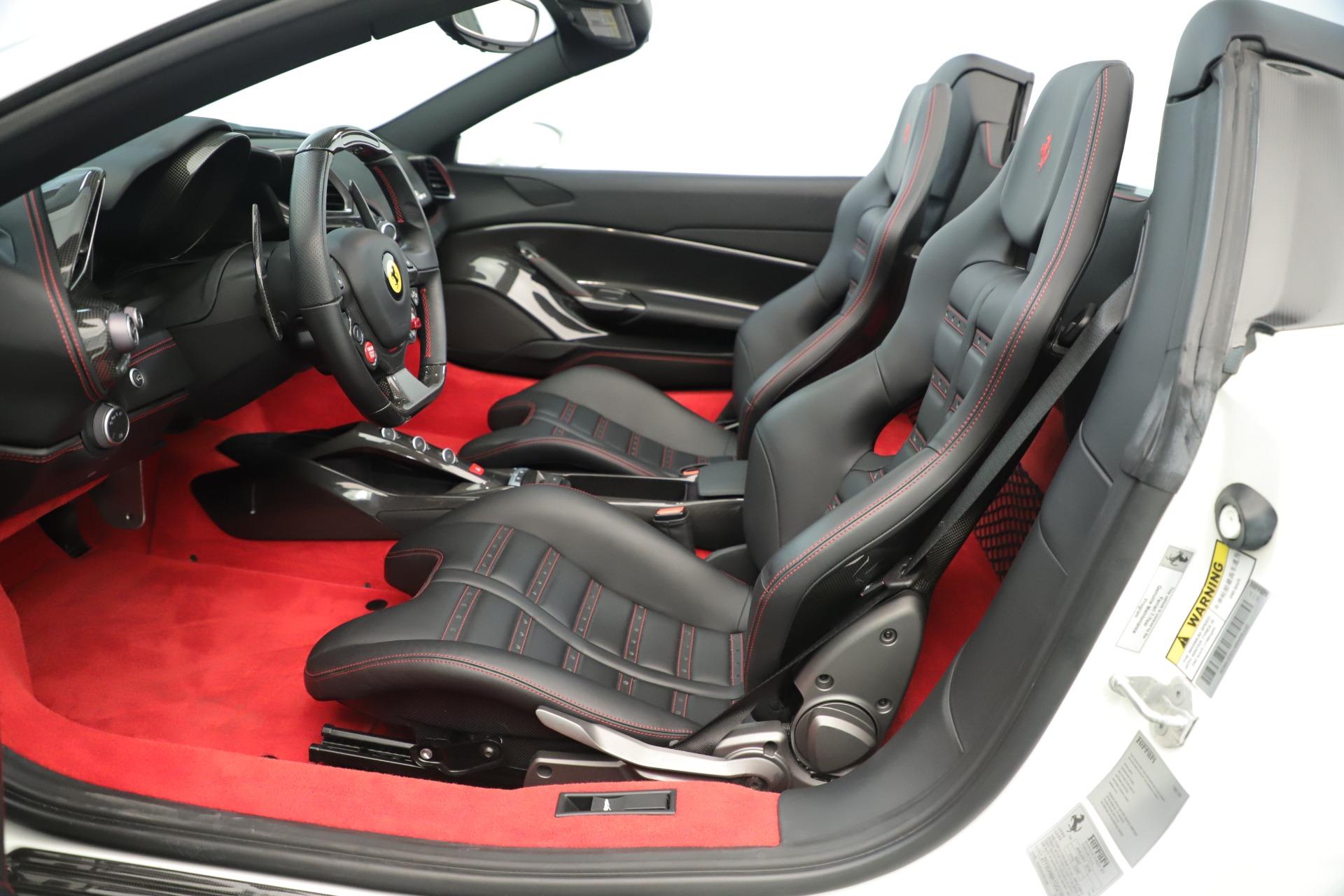 Used 2016 Ferrari 488 Spider  For Sale In Westport, CT 3375_p21