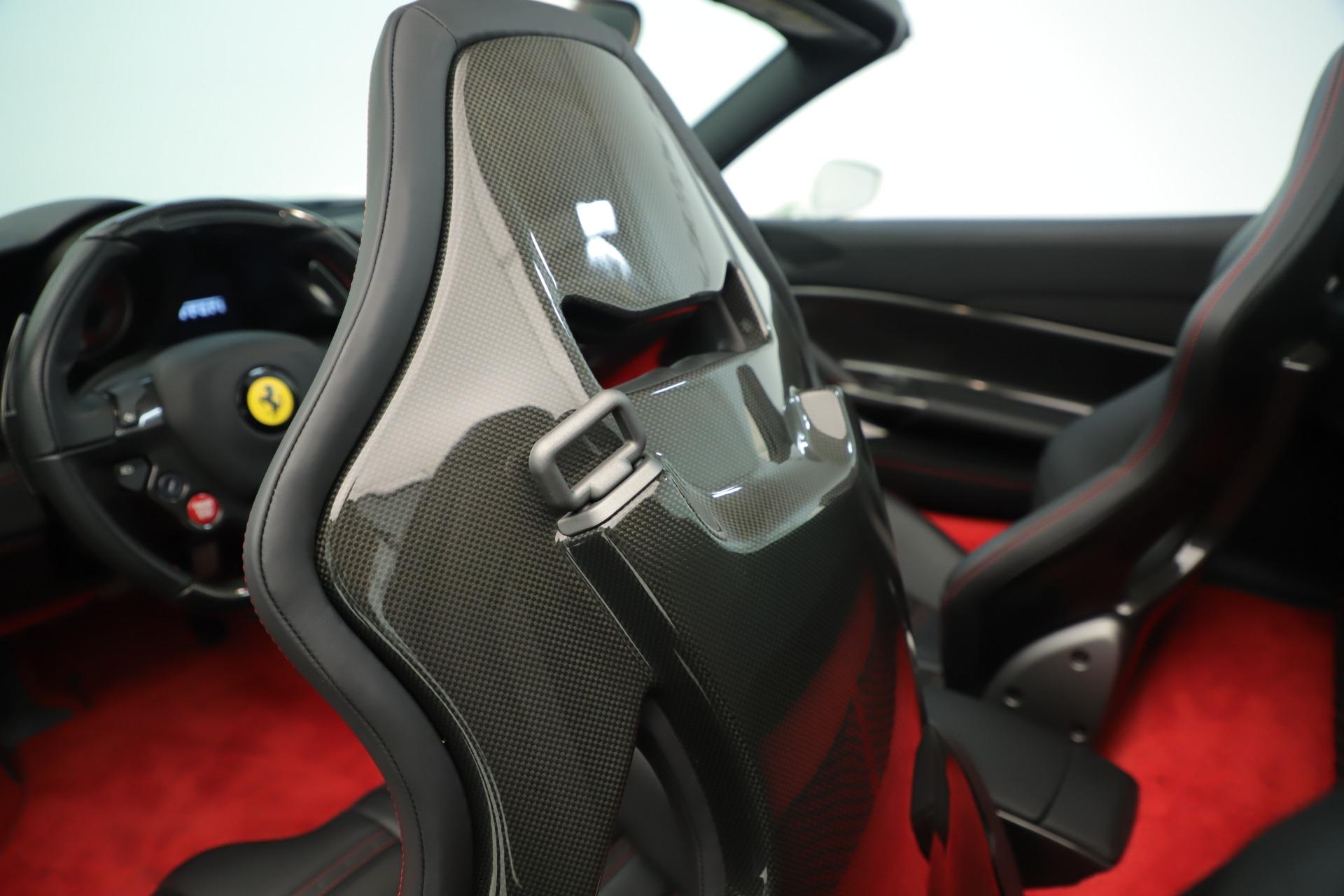 Used 2016 Ferrari 488 Spider  For Sale In Westport, CT 3375_p29