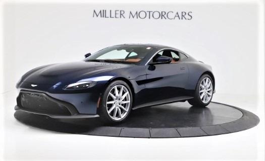 New 2020 Aston Martin Vantage Coupe For Sale In Westport, CT 3378_main