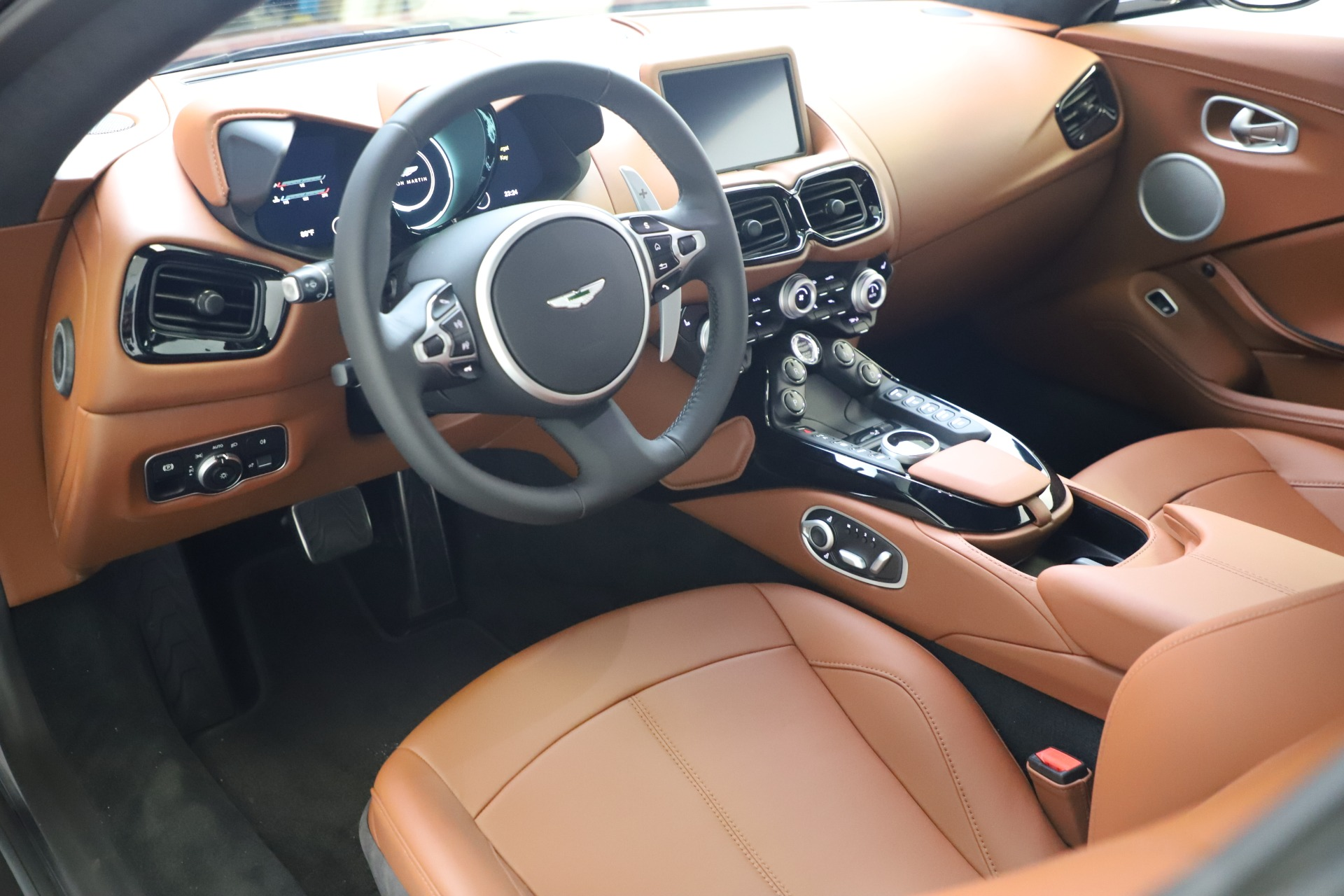New 2020 Aston Martin Vantage Coupe For Sale In Westport, CT 3378_p12