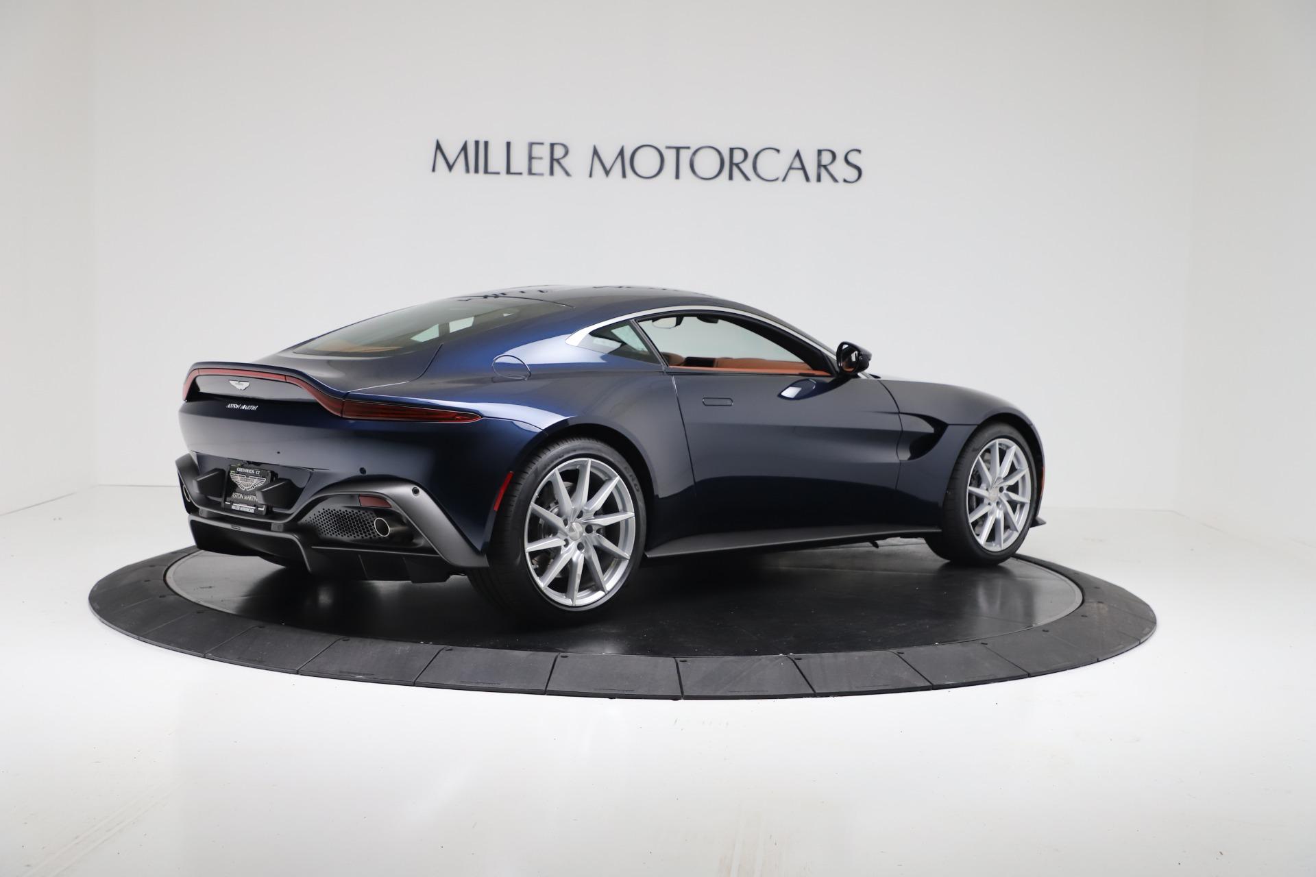 New 2020 Aston Martin Vantage V8 For Sale In Westport, CT 3378_p7