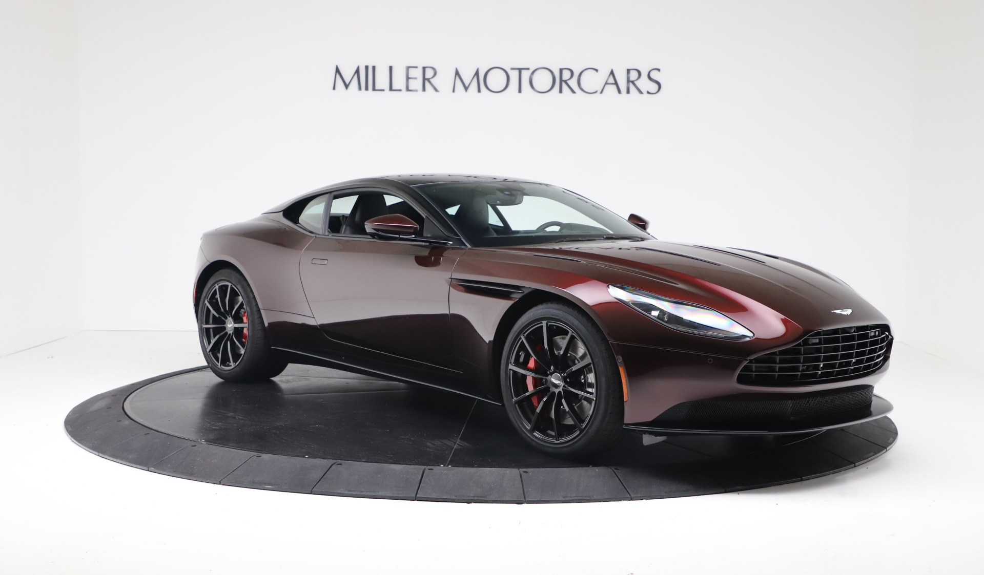New 2019 Aston Martin DB11 V12 AMR For Sale In Westport, CT 3379_p10