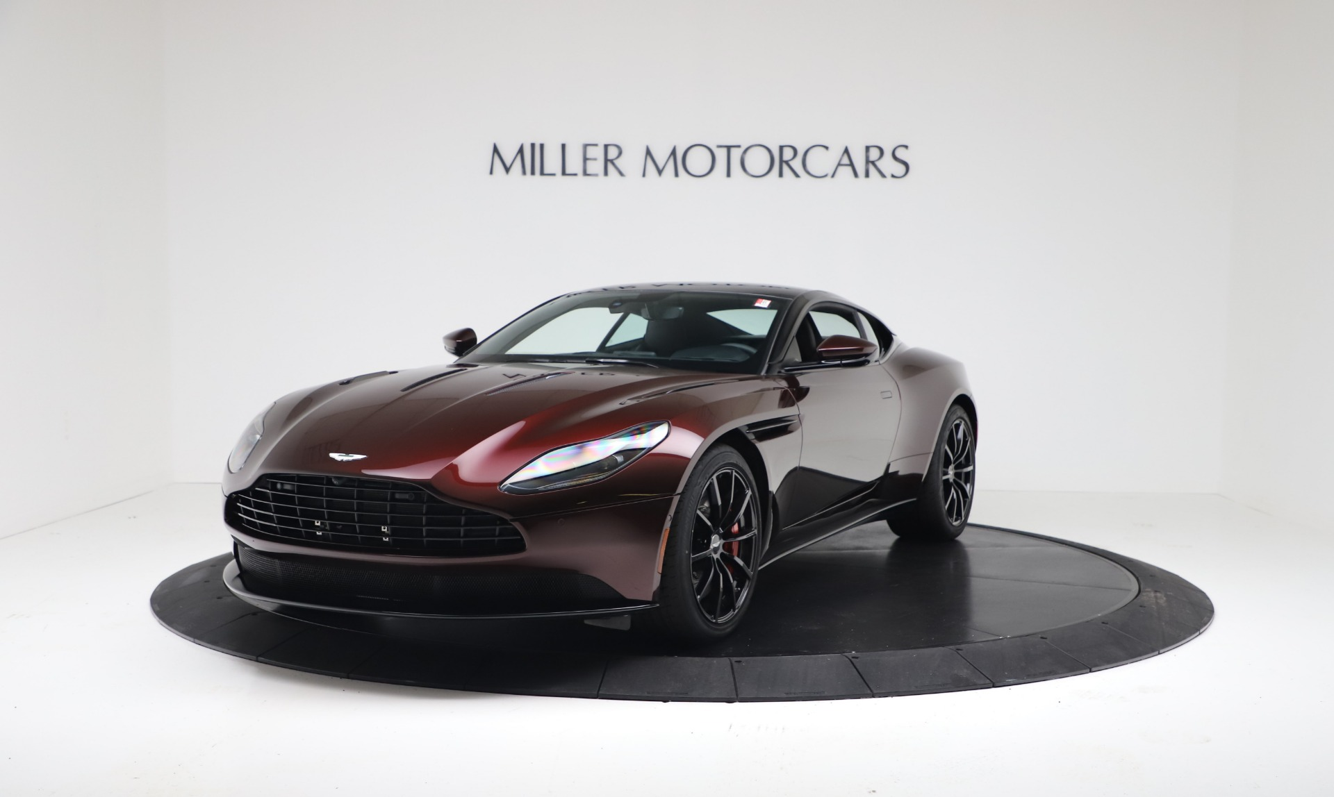 New 2019 Aston Martin DB11 V12 AMR For Sale In Westport, CT 3379_p2