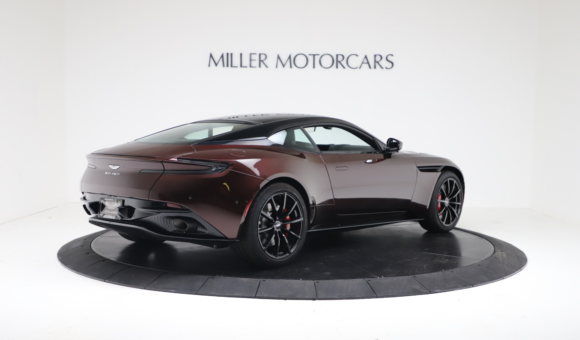 New 2019 Aston Martin DB11 V12 AMR For Sale In Westport, CT 3379_p8
