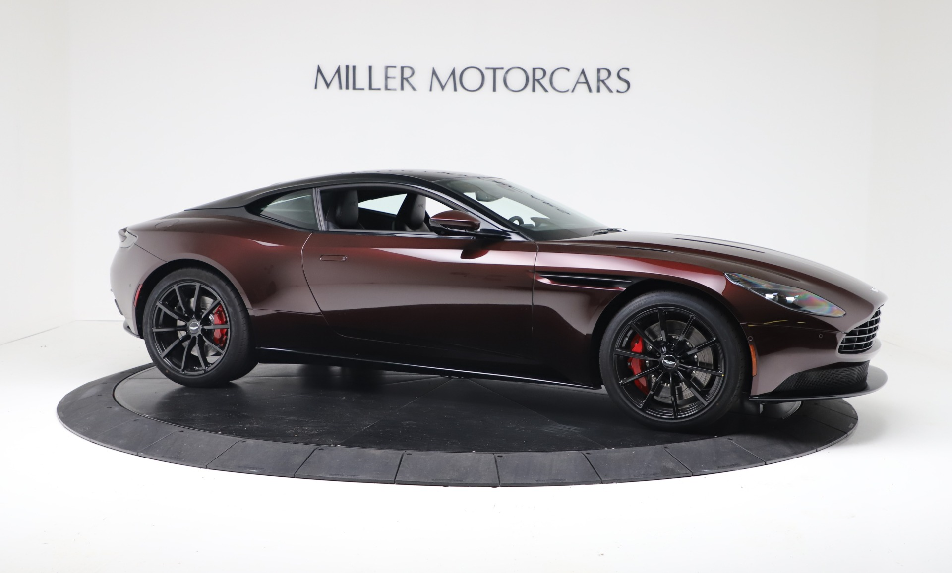 New 2019 Aston Martin DB11 V12 AMR For Sale In Westport, CT 3379_p9