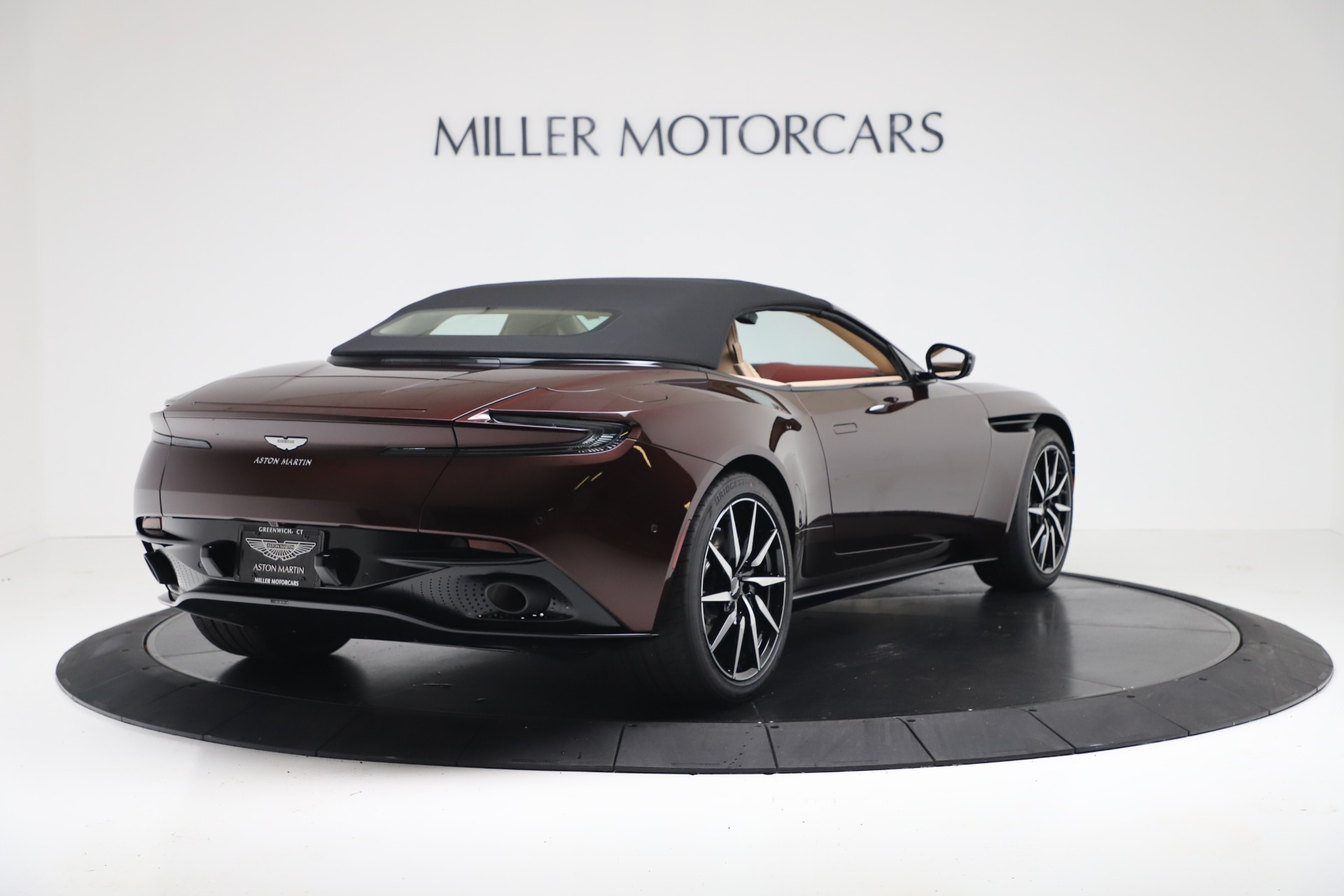 New 2020 Aston Martin DB11 Convertible For Sale In Westport, CT 3380_p17