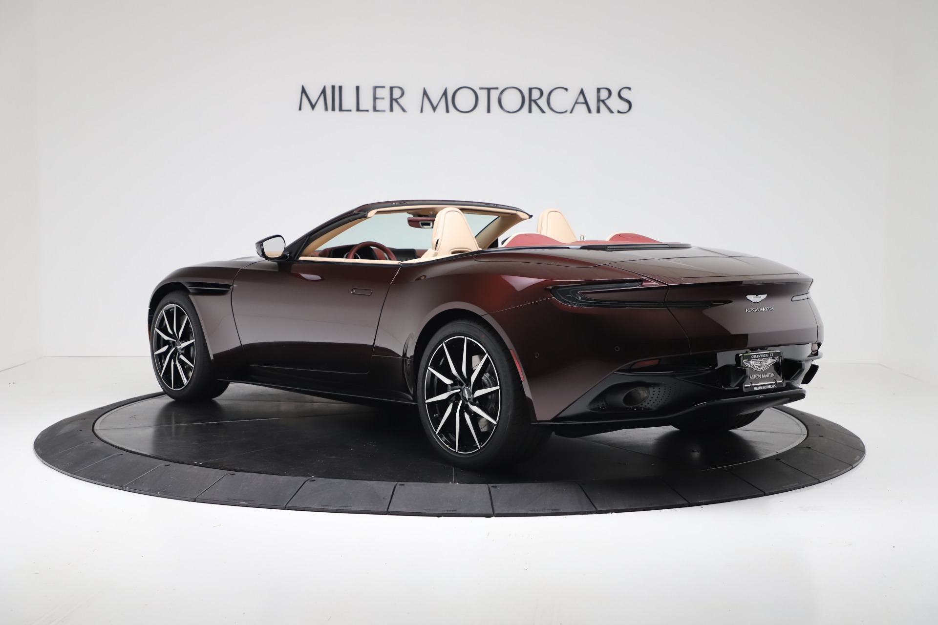 New 2020 Aston Martin DB11 Convertible For Sale In Westport, CT 3380_p4