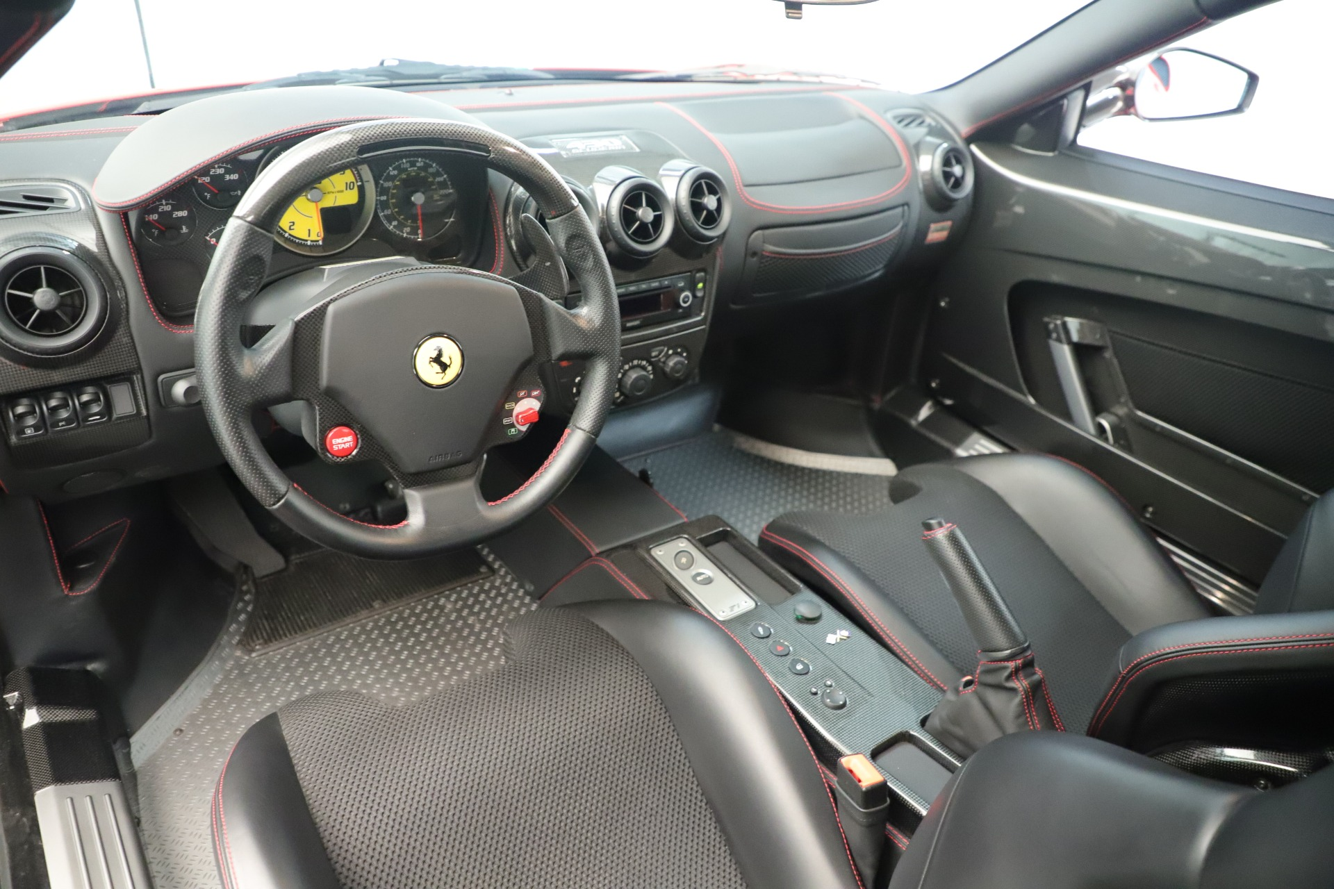 Used 2008 Ferrari F430 Scuderia For Sale In Westport, CT 3381_p14