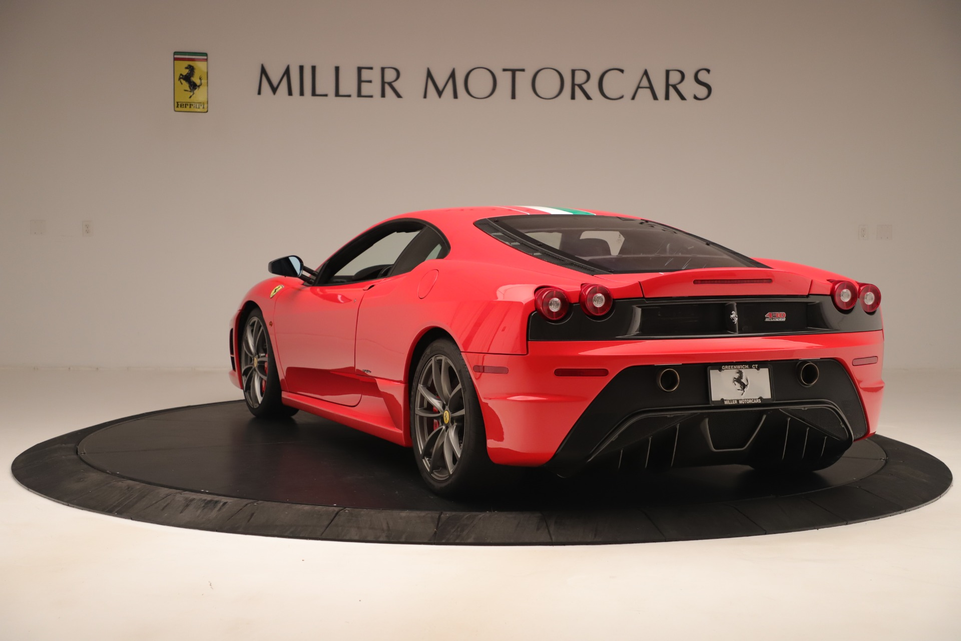 Used 2008 Ferrari F430 Scuderia For Sale In Westport, CT 3381_p5