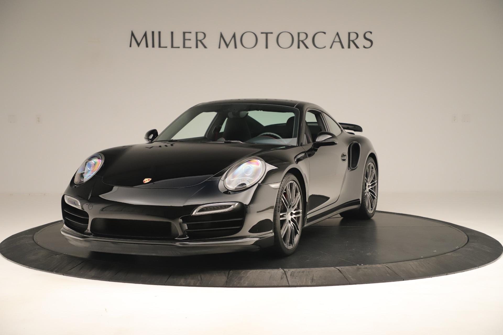 Used 2014 Porsche 911 Turbo For Sale In Westport, CT 3382_main