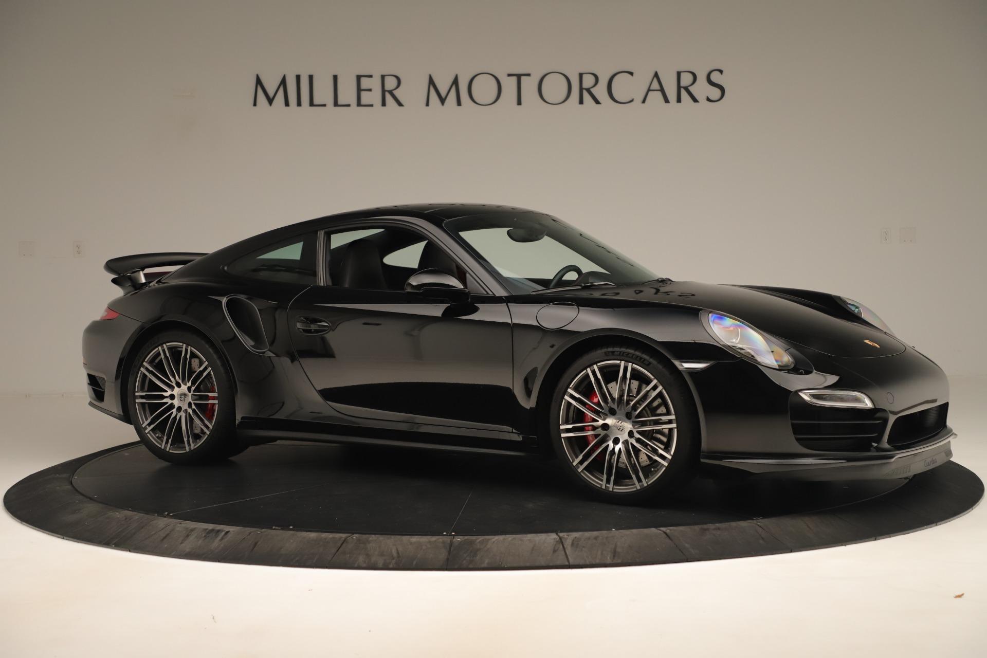 Used 2014 Porsche 911 Turbo For Sale In Westport, CT 3382_p10