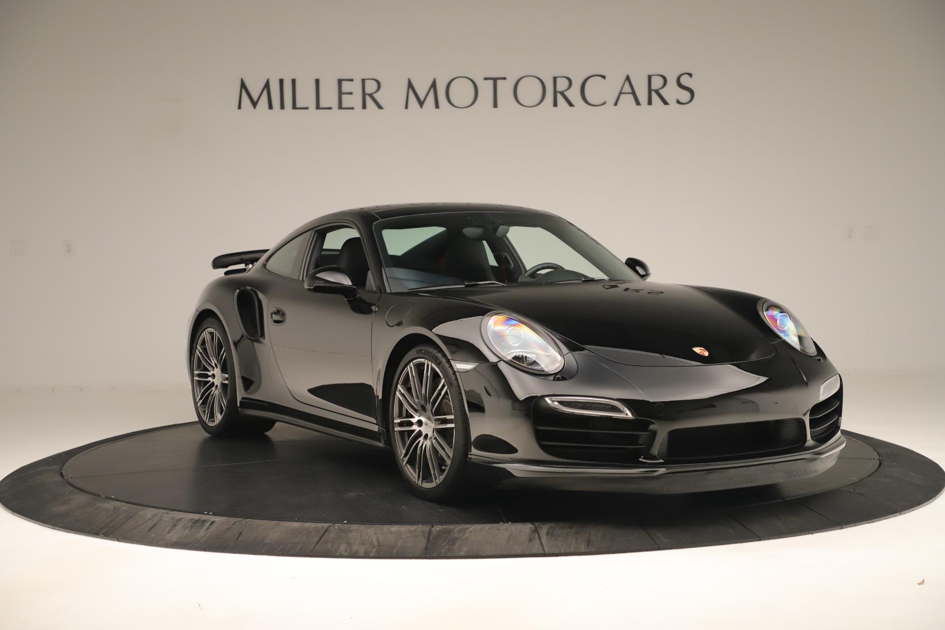 Used 2014 Porsche 911 Turbo For Sale In Westport, CT 3382_p11