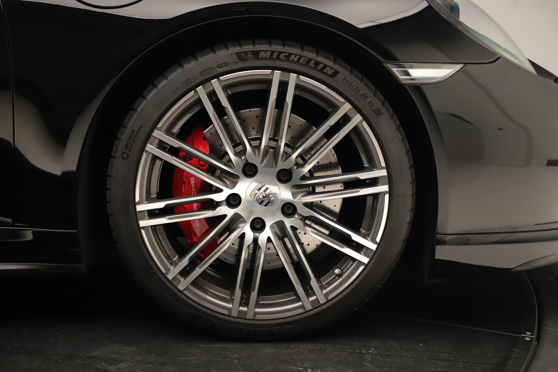 Used 2014 Porsche 911 Turbo For Sale In Westport, CT 3382_p13