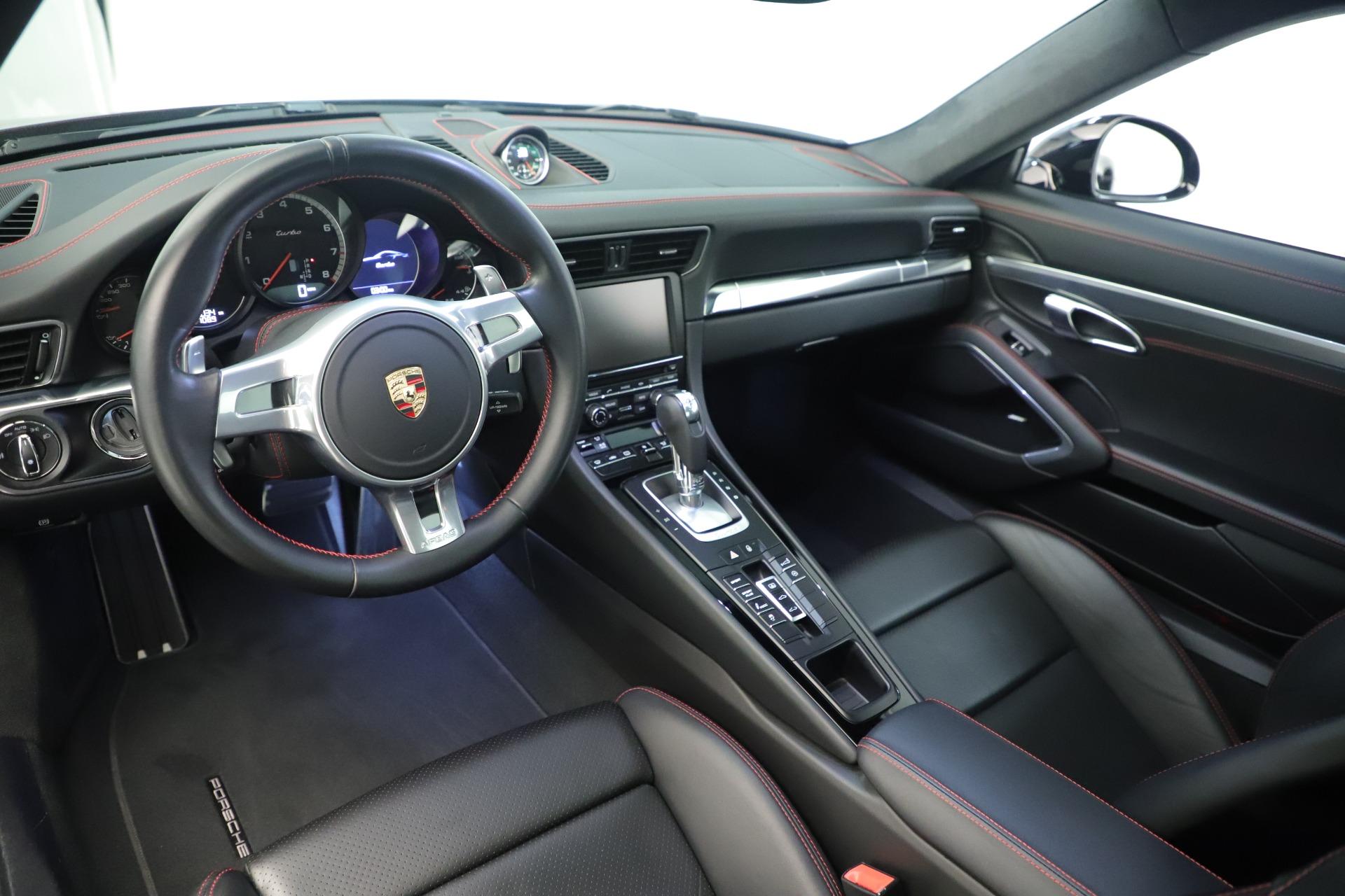 Used 2014 Porsche 911 Turbo For Sale In Westport, CT 3382_p14