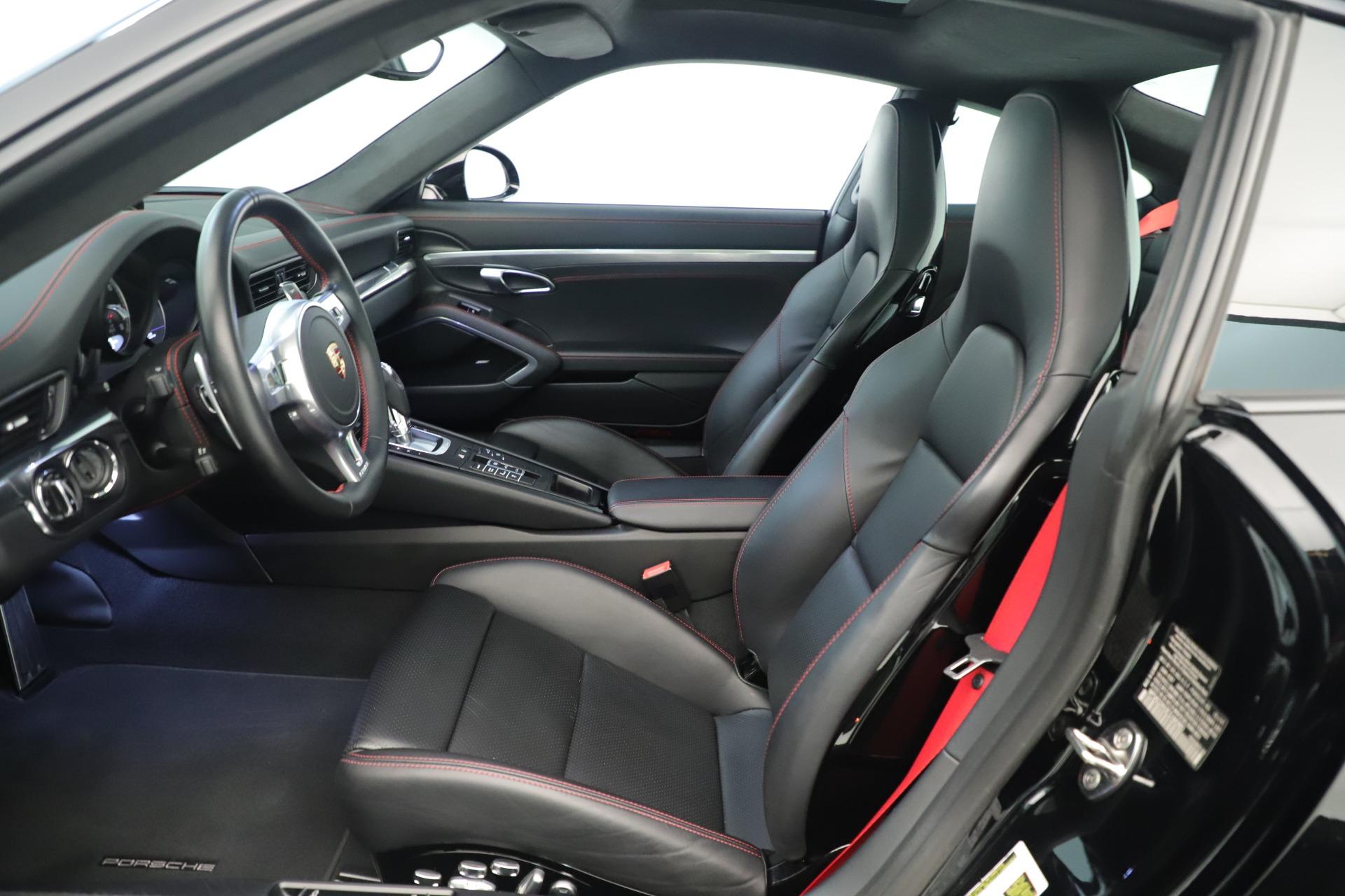 Used 2014 Porsche 911 Turbo For Sale In Westport, CT 3382_p15