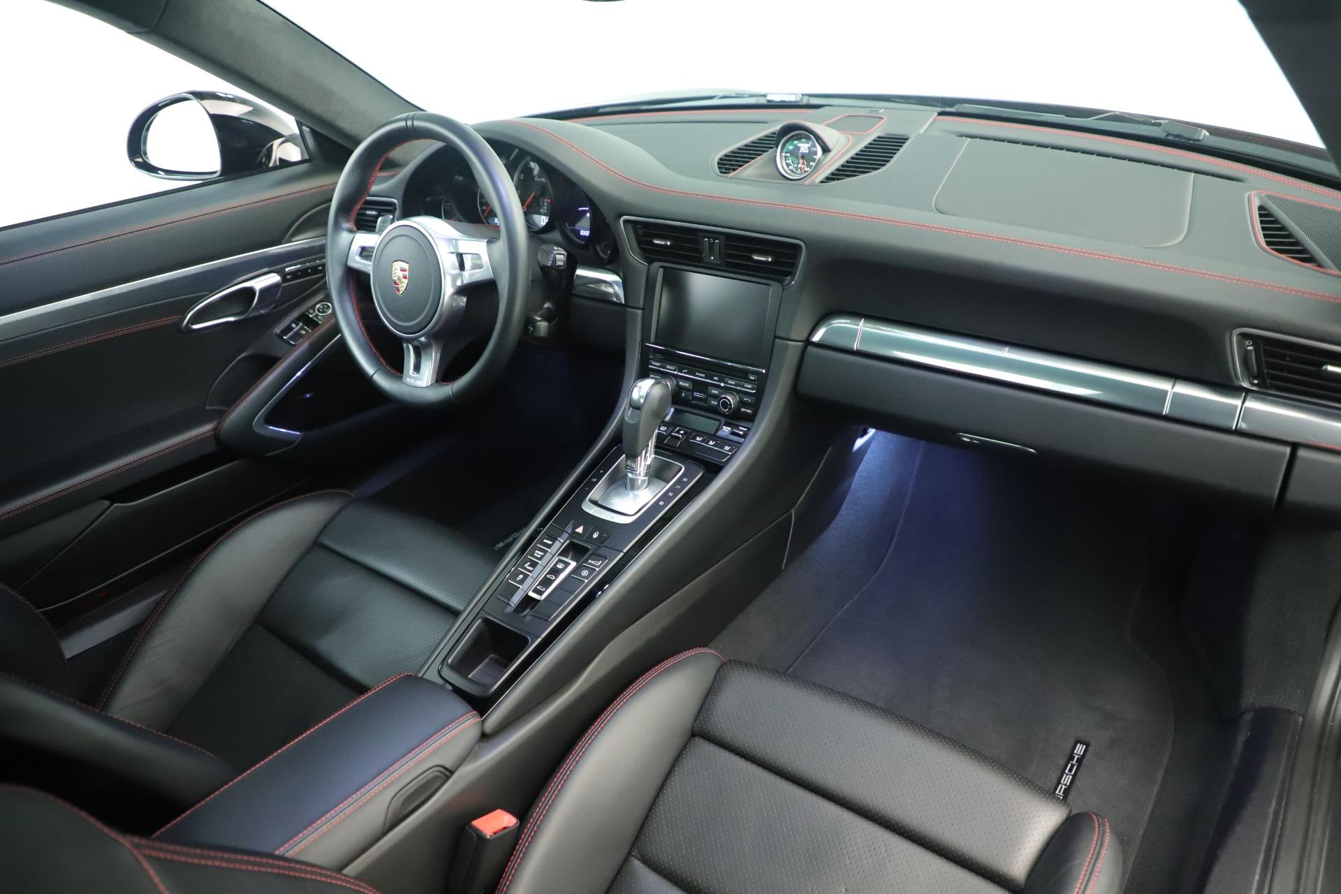 Used 2014 Porsche 911 Turbo For Sale In Westport, CT 3382_p19