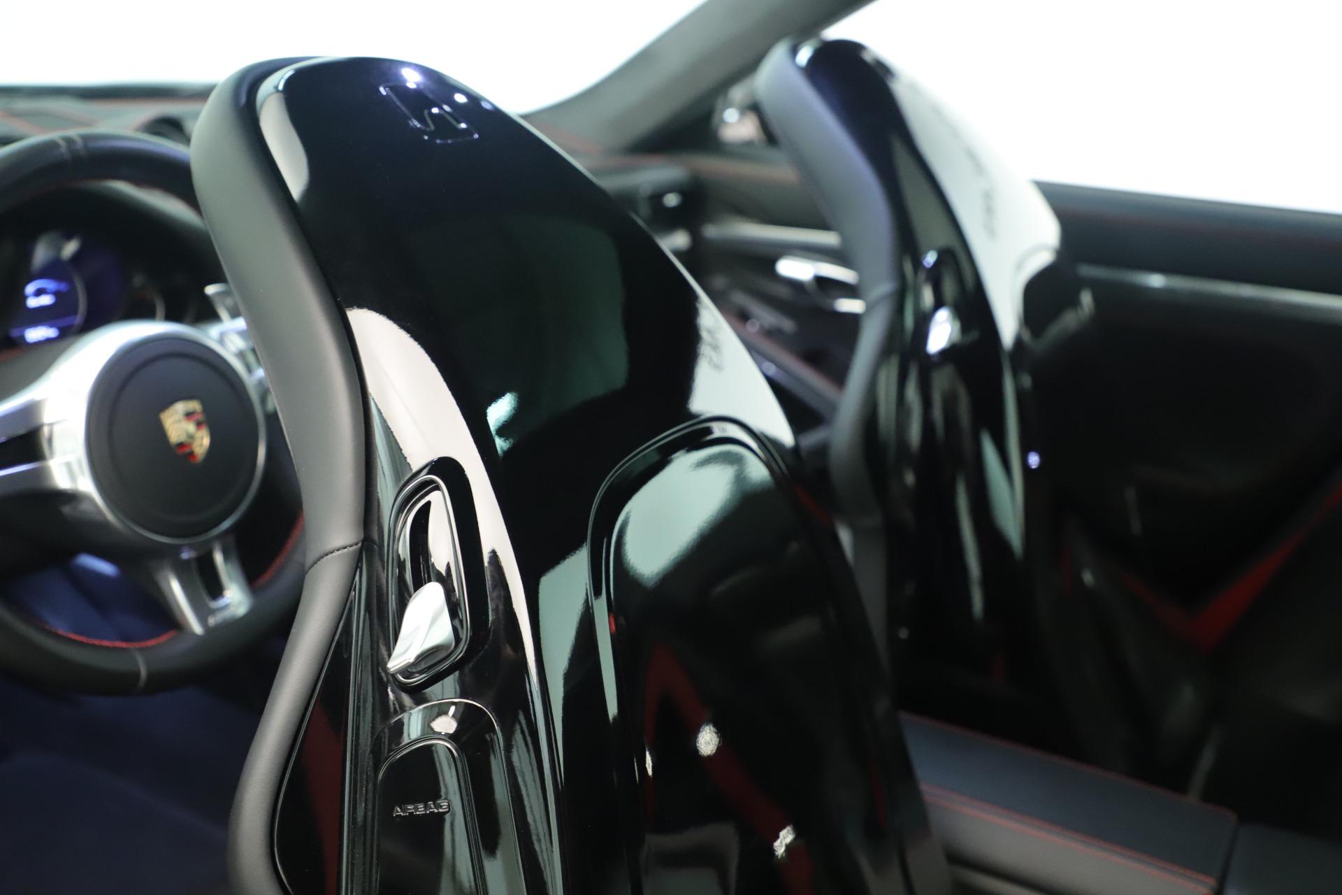 Used 2014 Porsche 911 Turbo For Sale In Westport, CT 3382_p23