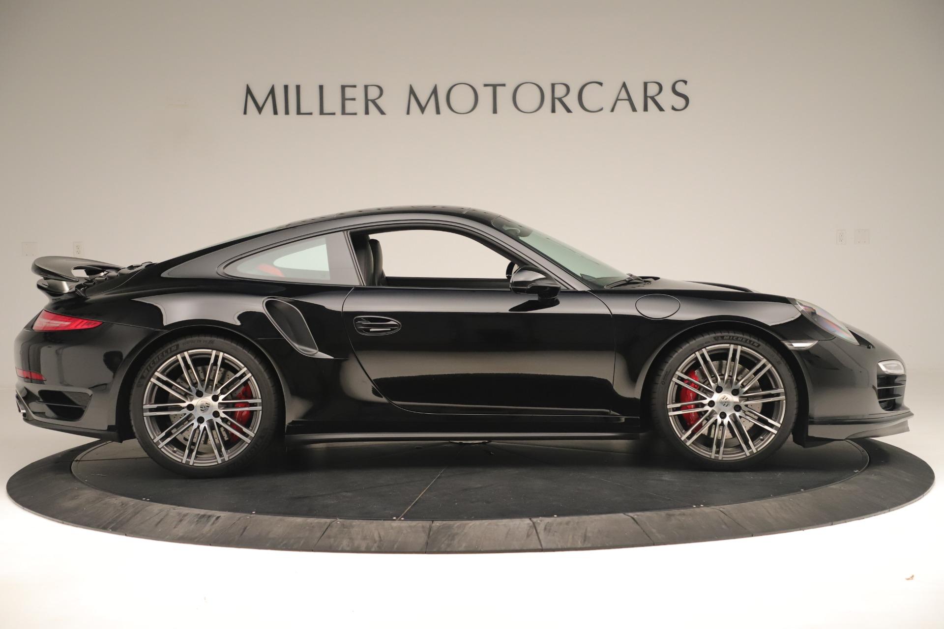 Used 2014 Porsche 911 Turbo For Sale In Westport, CT 3382_p9