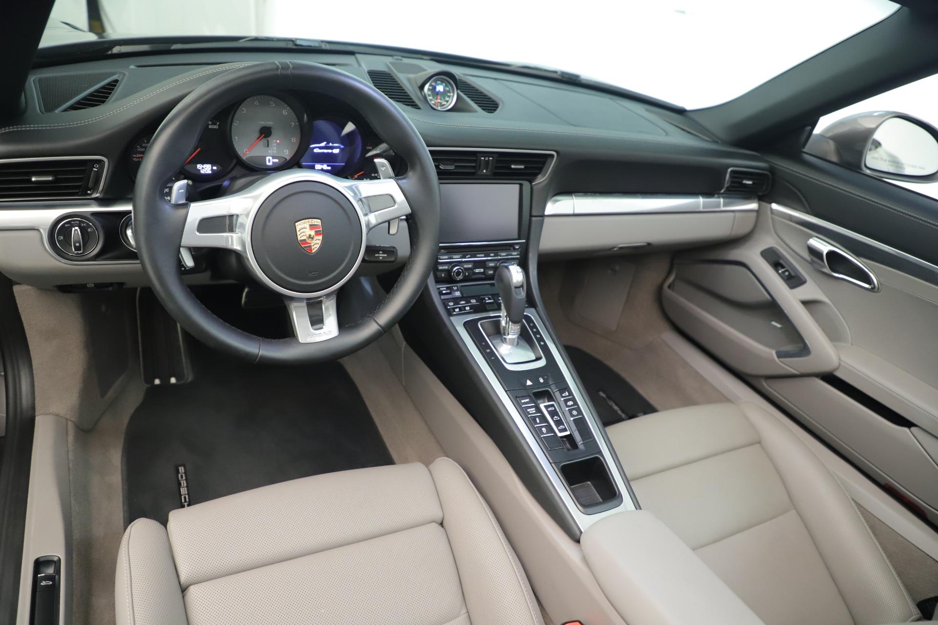Used 2015 Porsche 911 Carrera 4S For Sale In Westport, CT 3383_p19
