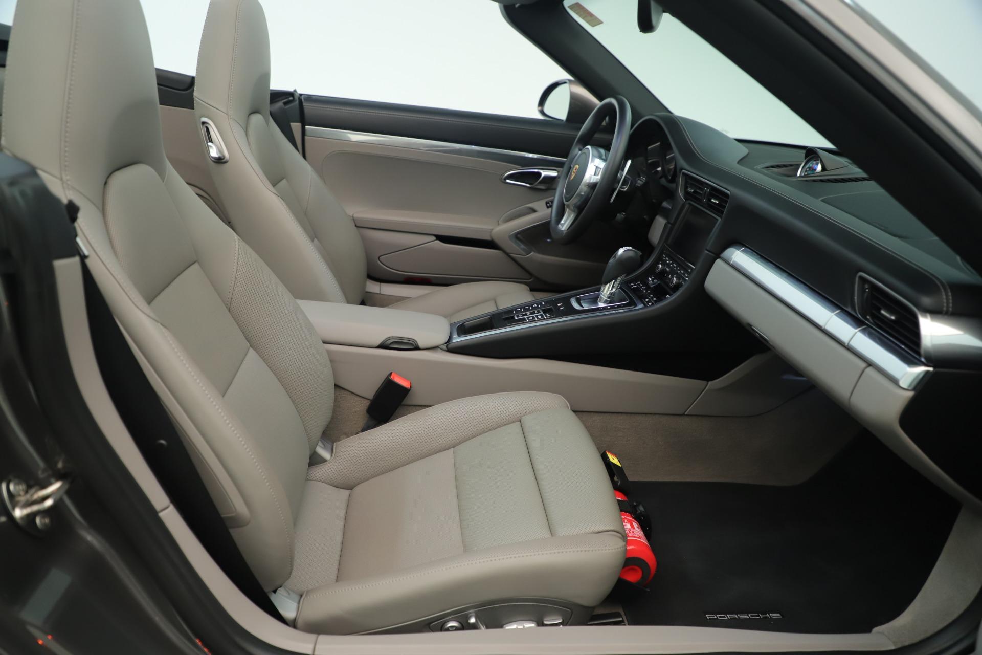 Used 2015 Porsche 911 Carrera 4S For Sale In Westport, CT 3383_p23