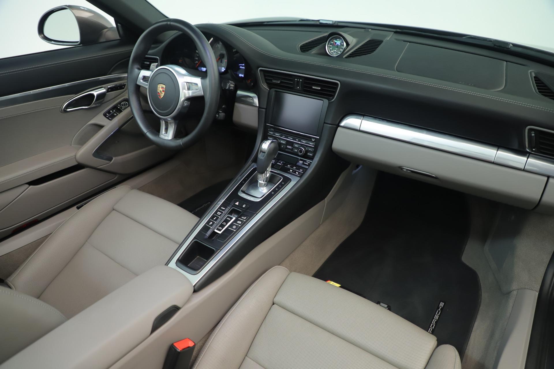Used 2015 Porsche 911 Carrera 4S For Sale In Westport, CT 3383_p24