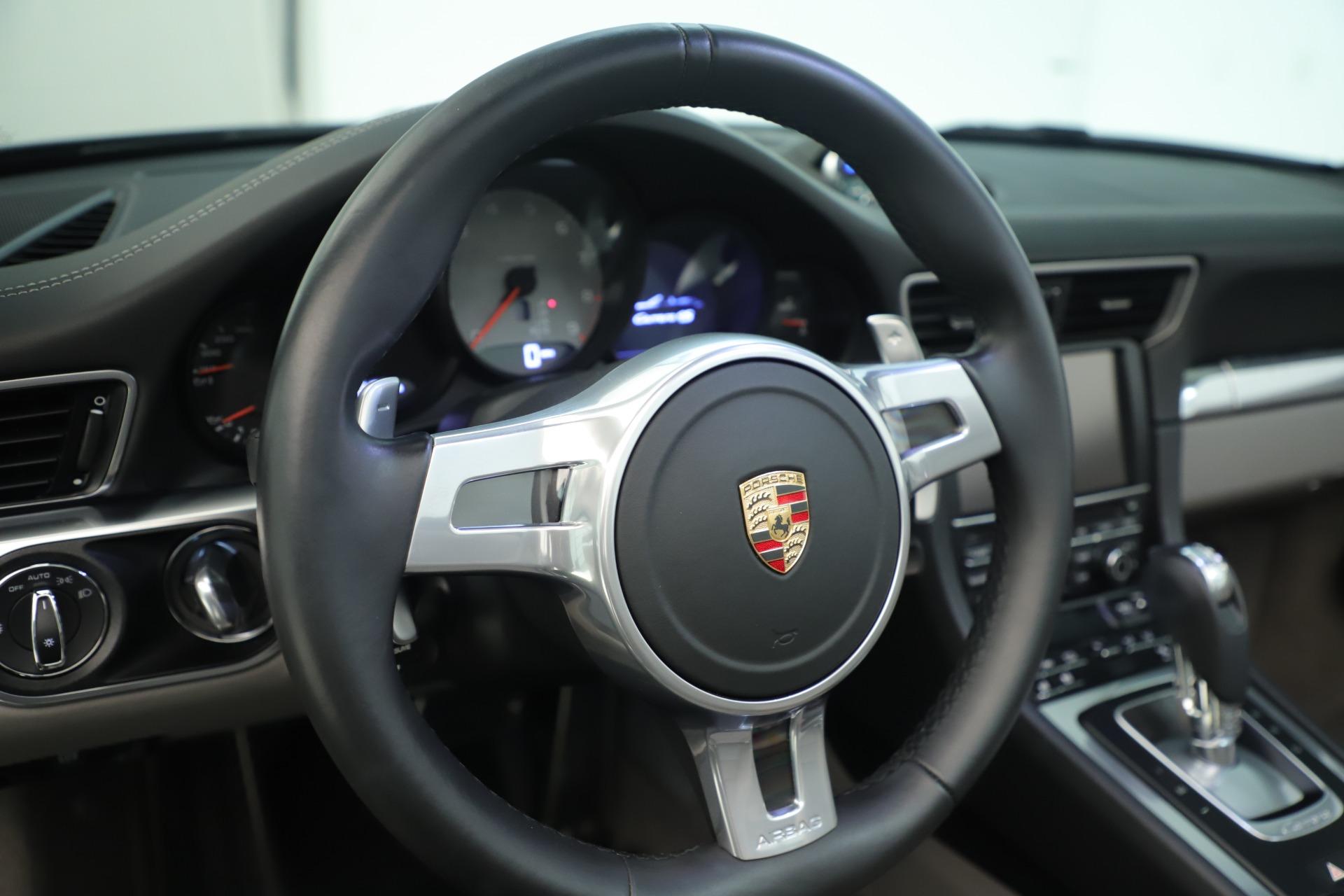 Used 2015 Porsche 911 Carrera 4S For Sale In Westport, CT 3383_p28