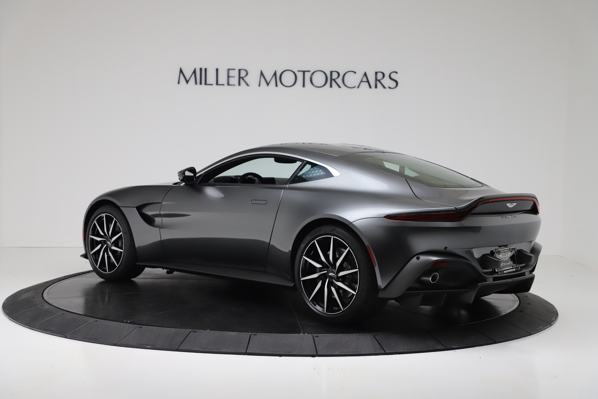 New 2020 Aston Martin Vantage Coupe For Sale In Westport, CT 3384_p3