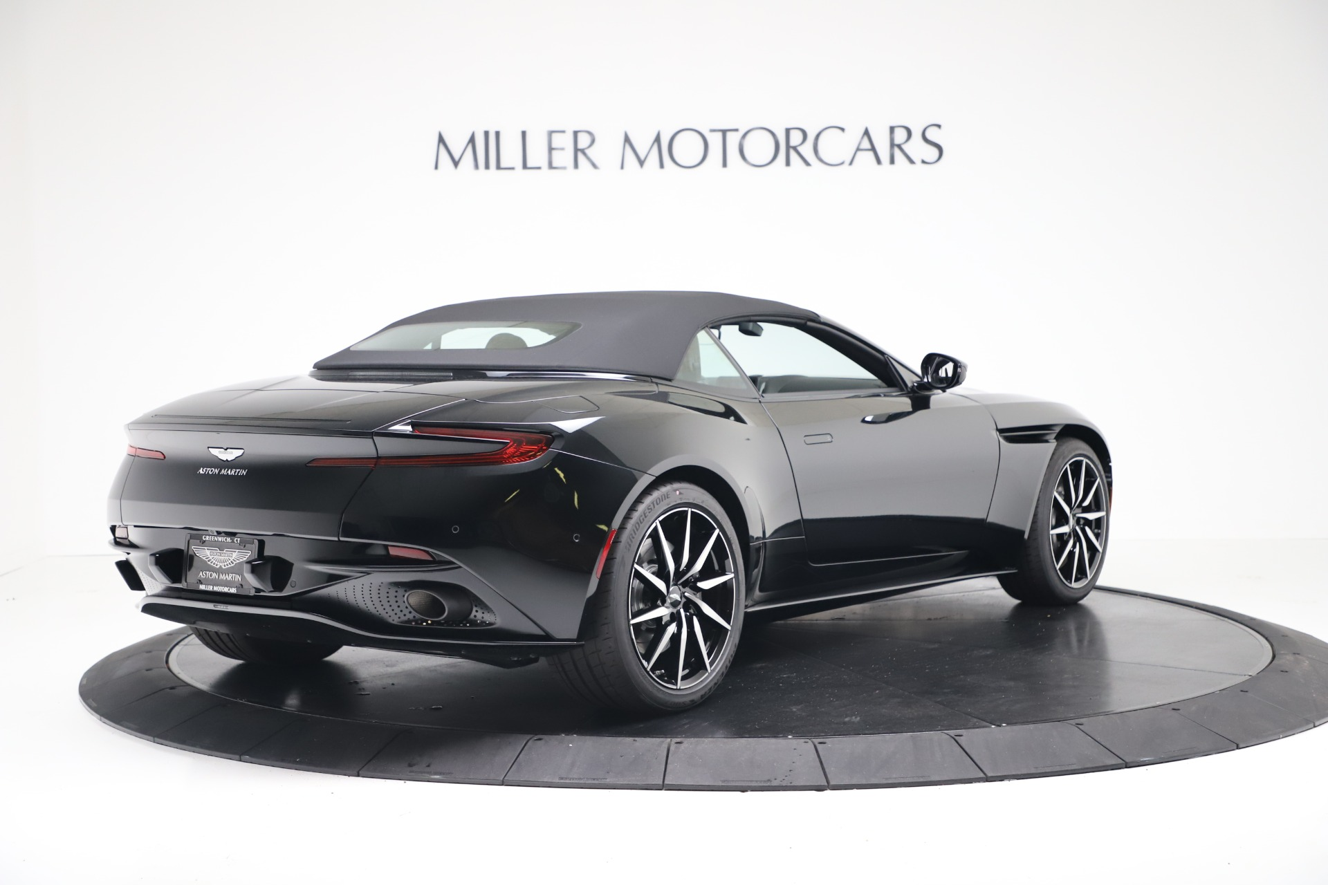 New 2020 Aston Martin DB11 Convertible For Sale In Westport, CT 3385_p17