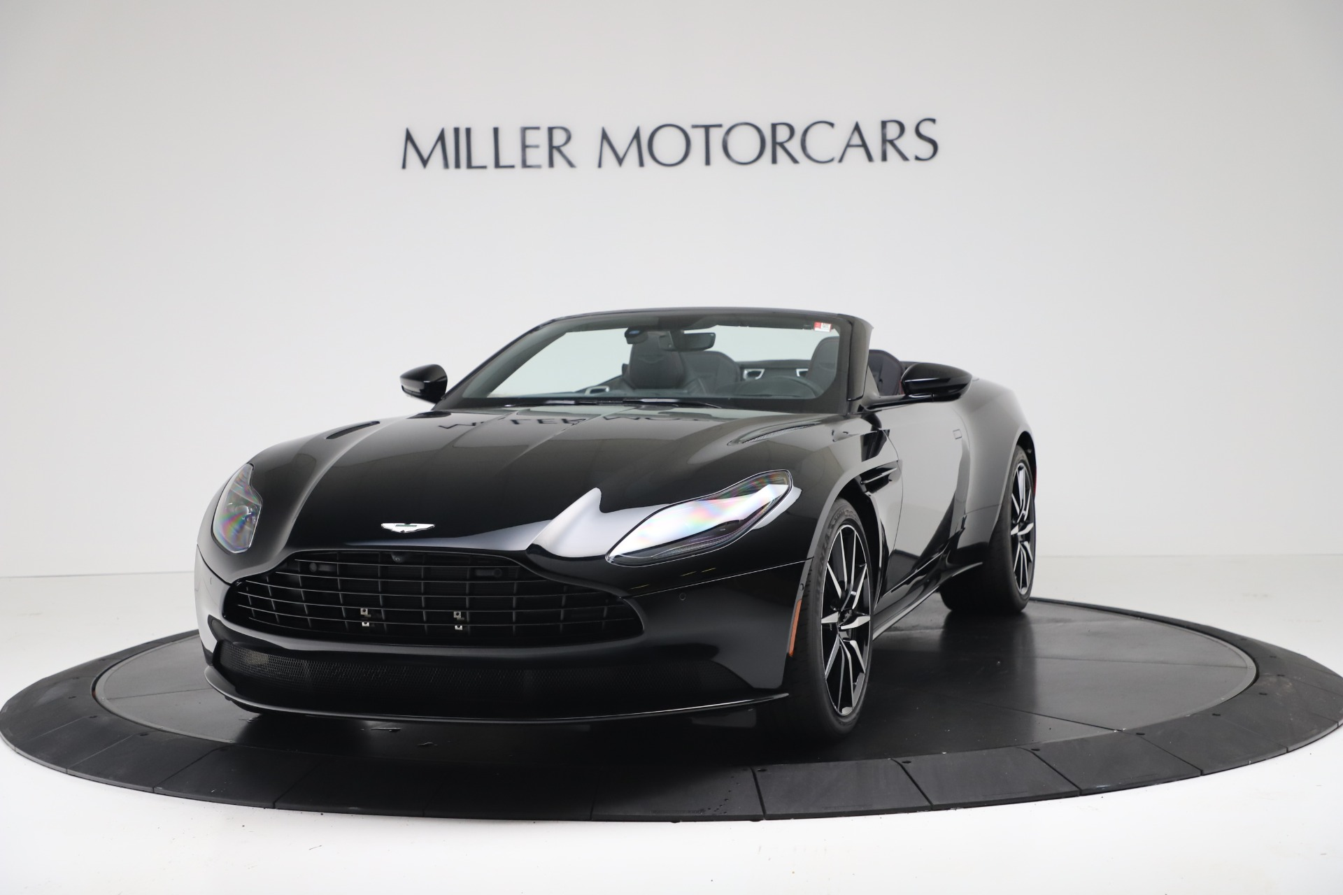 New 2020 Aston Martin DB11 Convertible For Sale In Westport, CT 3385_p2
