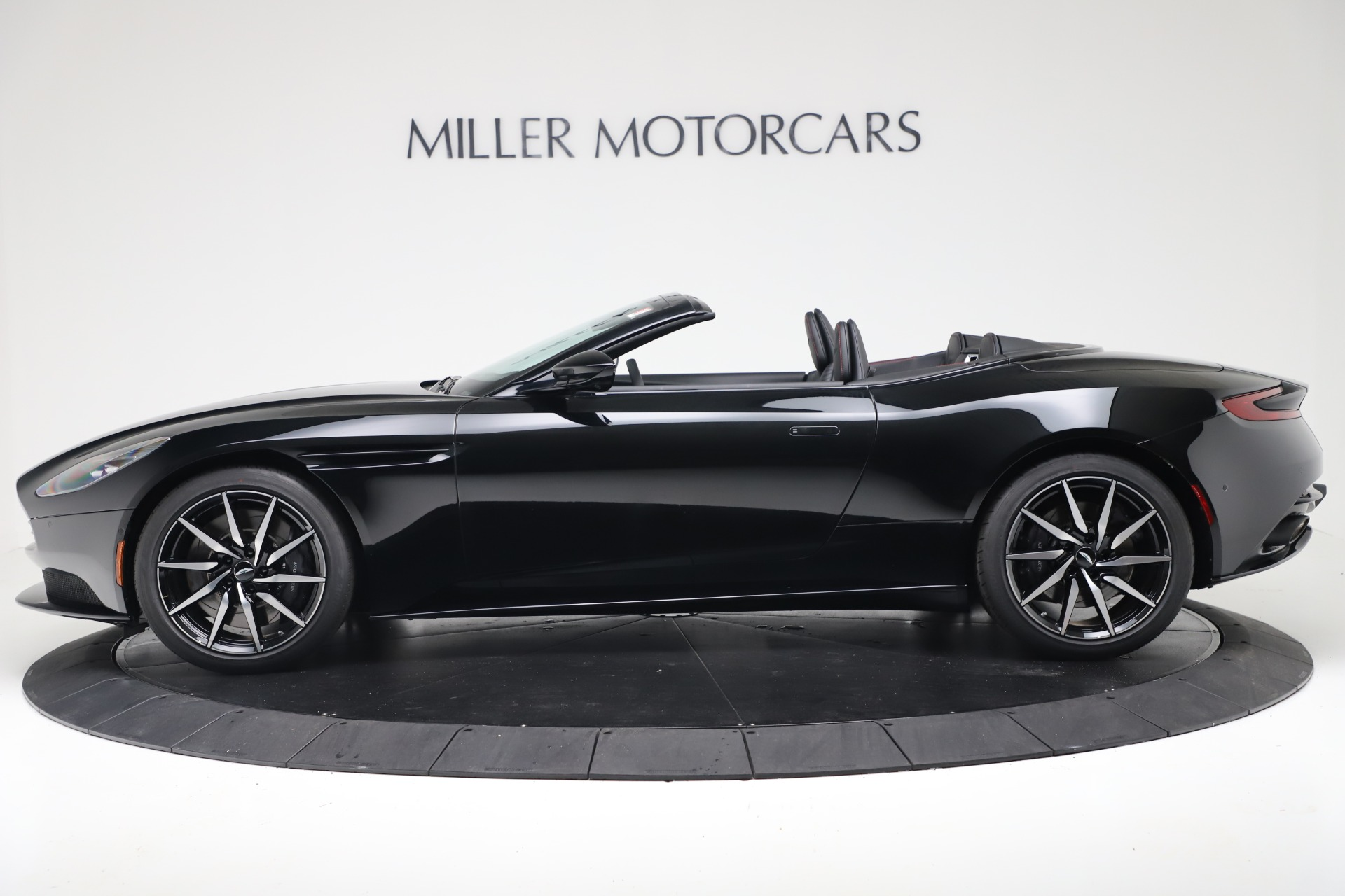 New 2020 Aston Martin DB11 Convertible For Sale In Westport, CT 3385_p3