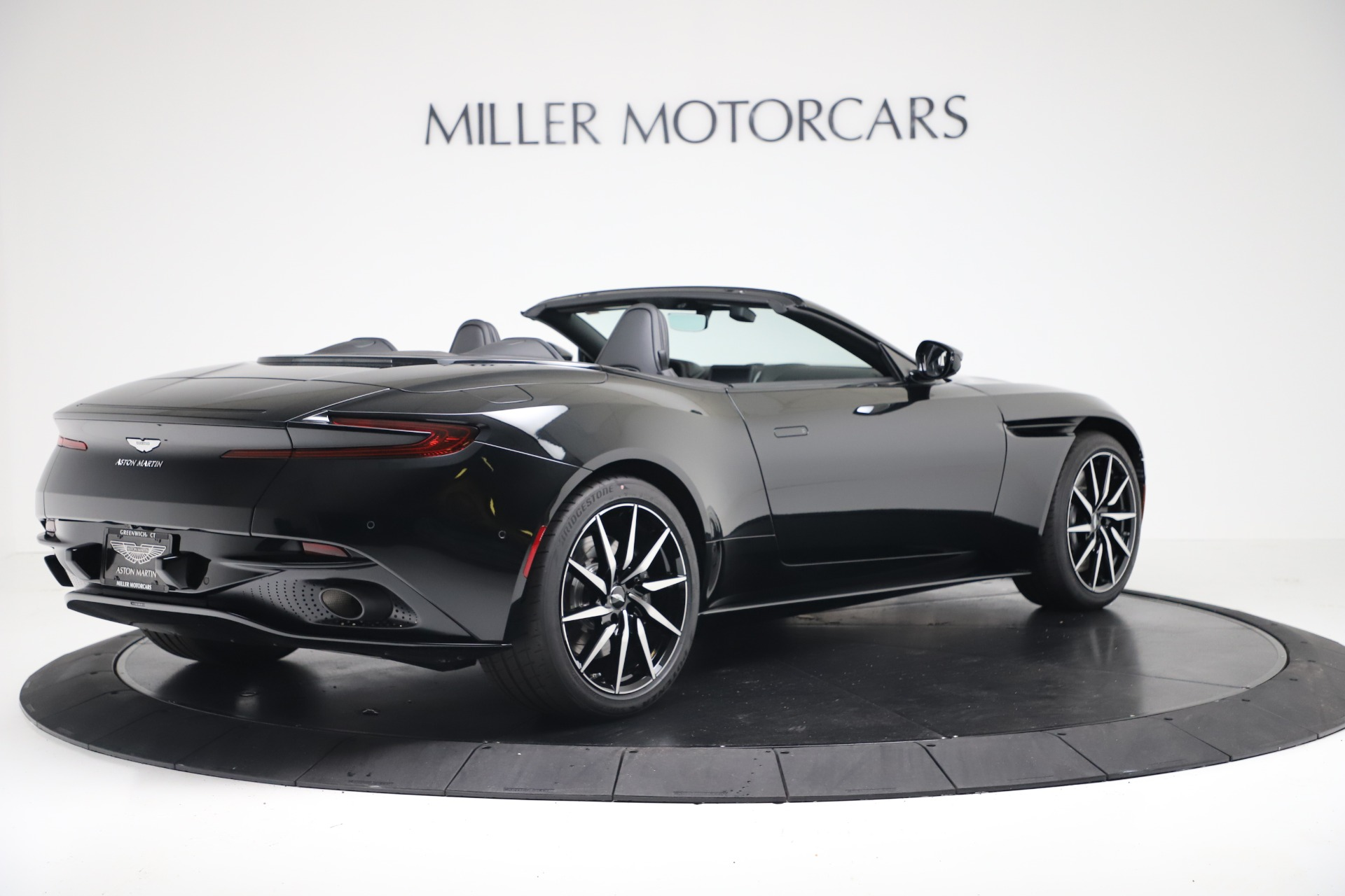 New 2020 Aston Martin DB11 Convertible For Sale In Westport, CT 3385_p8
