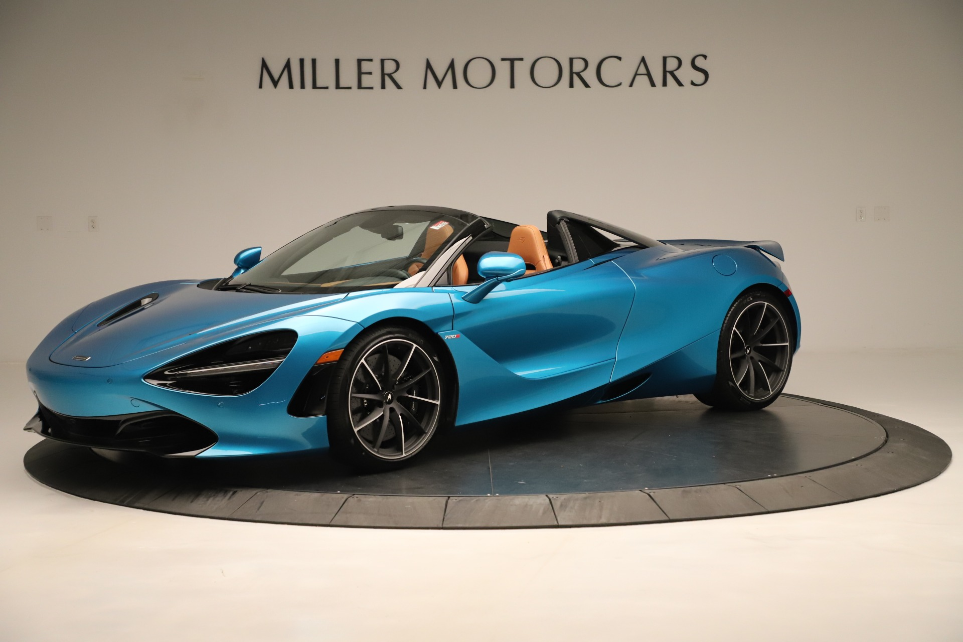 New 2020 McLaren 720S Spider Luxury For Sale In Westport, CT 3387_main