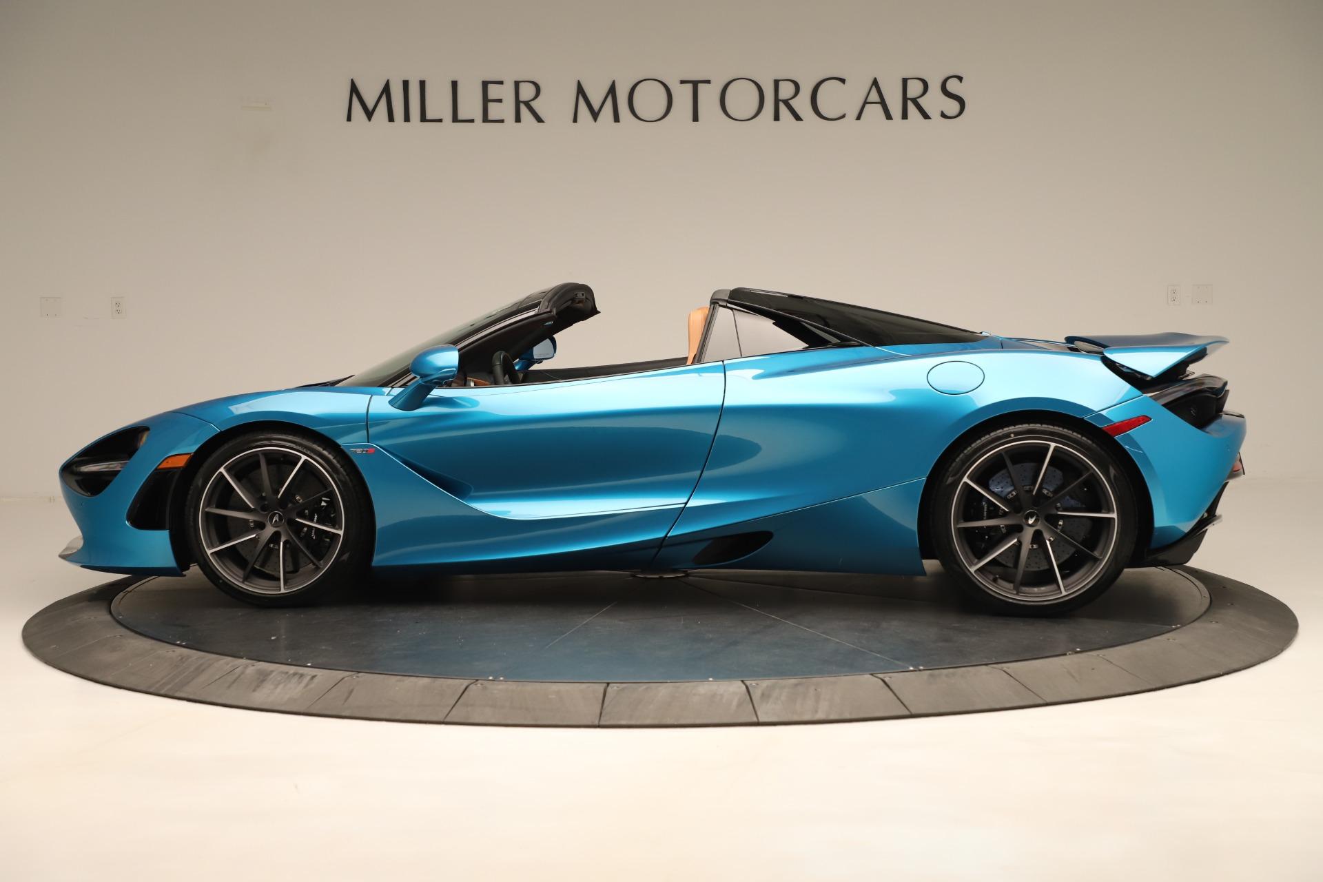 New 2020 McLaren 720S Spider Luxury For Sale In Westport, CT 3387_p11