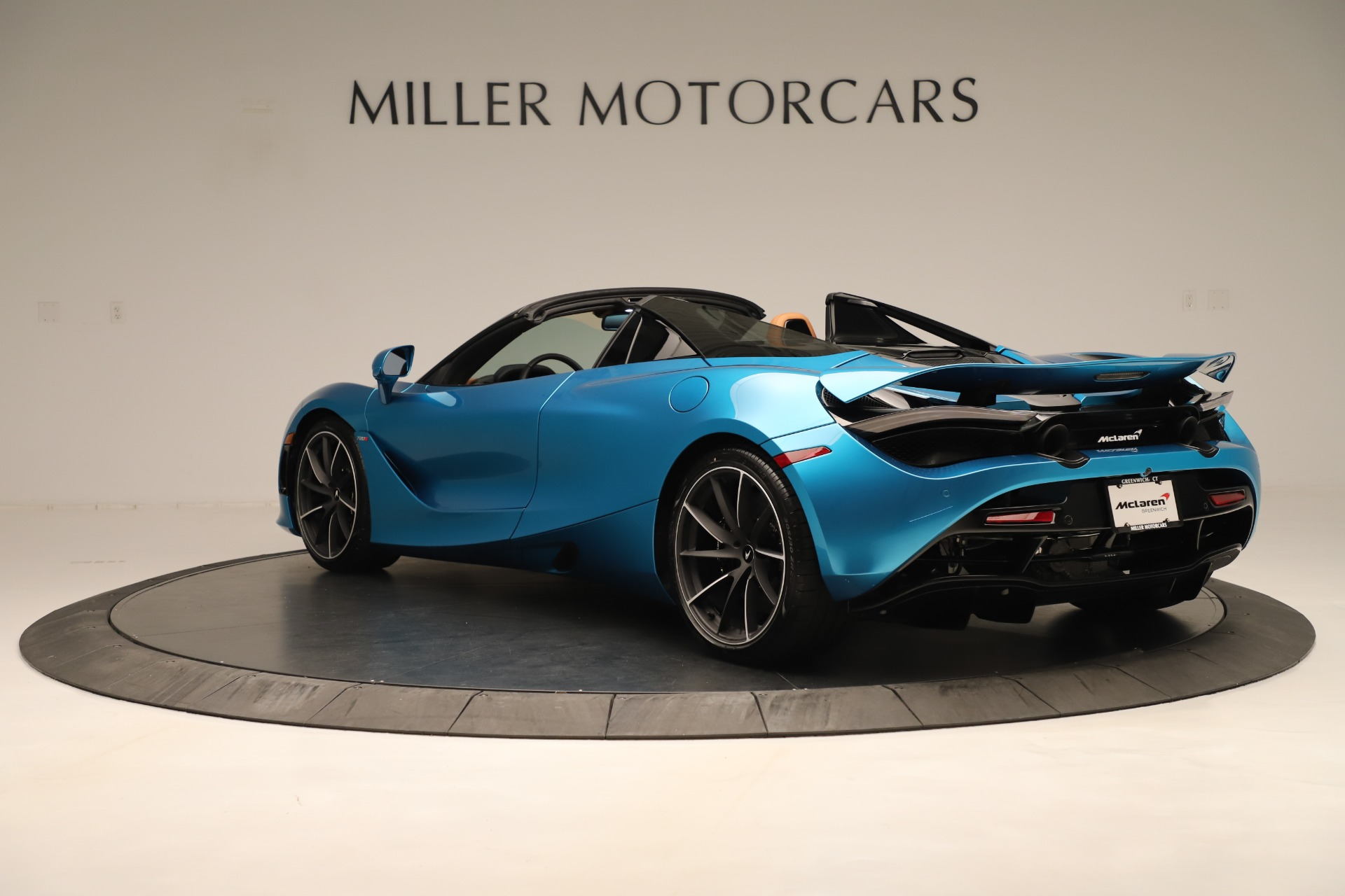 New 2020 McLaren 720S Spider For Sale In Westport, CT 3387_p12