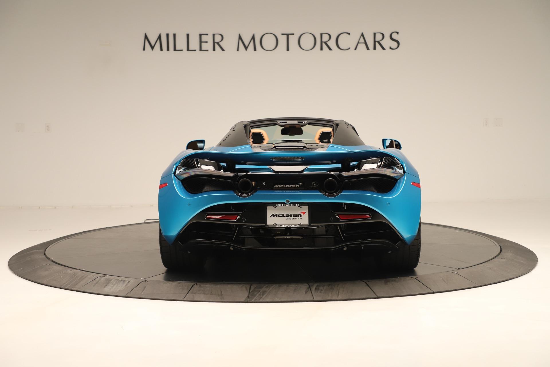 New 2020 McLaren 720S Spider Luxury For Sale In Westport, CT 3387_p13