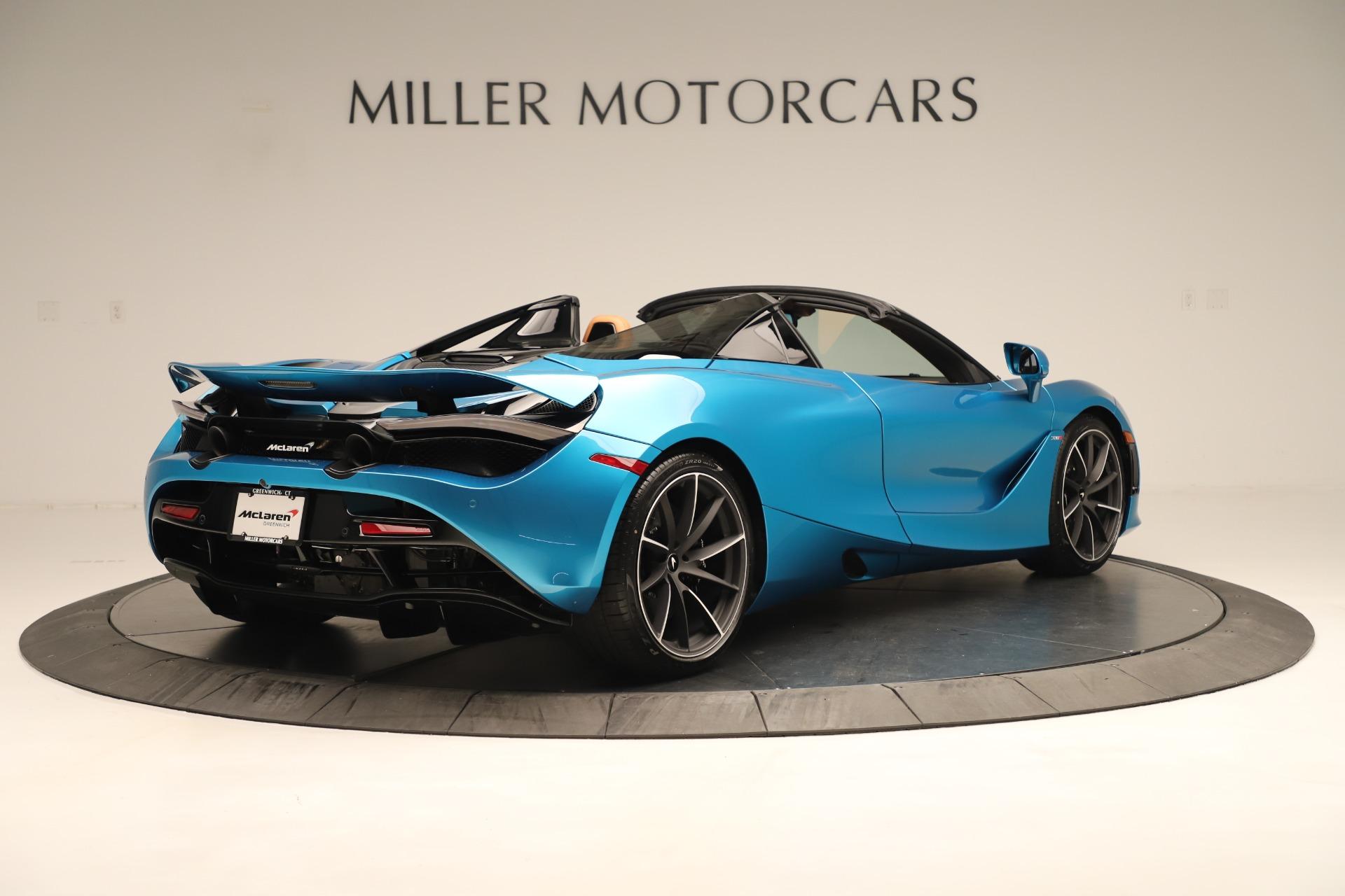 New 2020 McLaren 720S Spider Luxury For Sale In Westport, CT 3387_p14