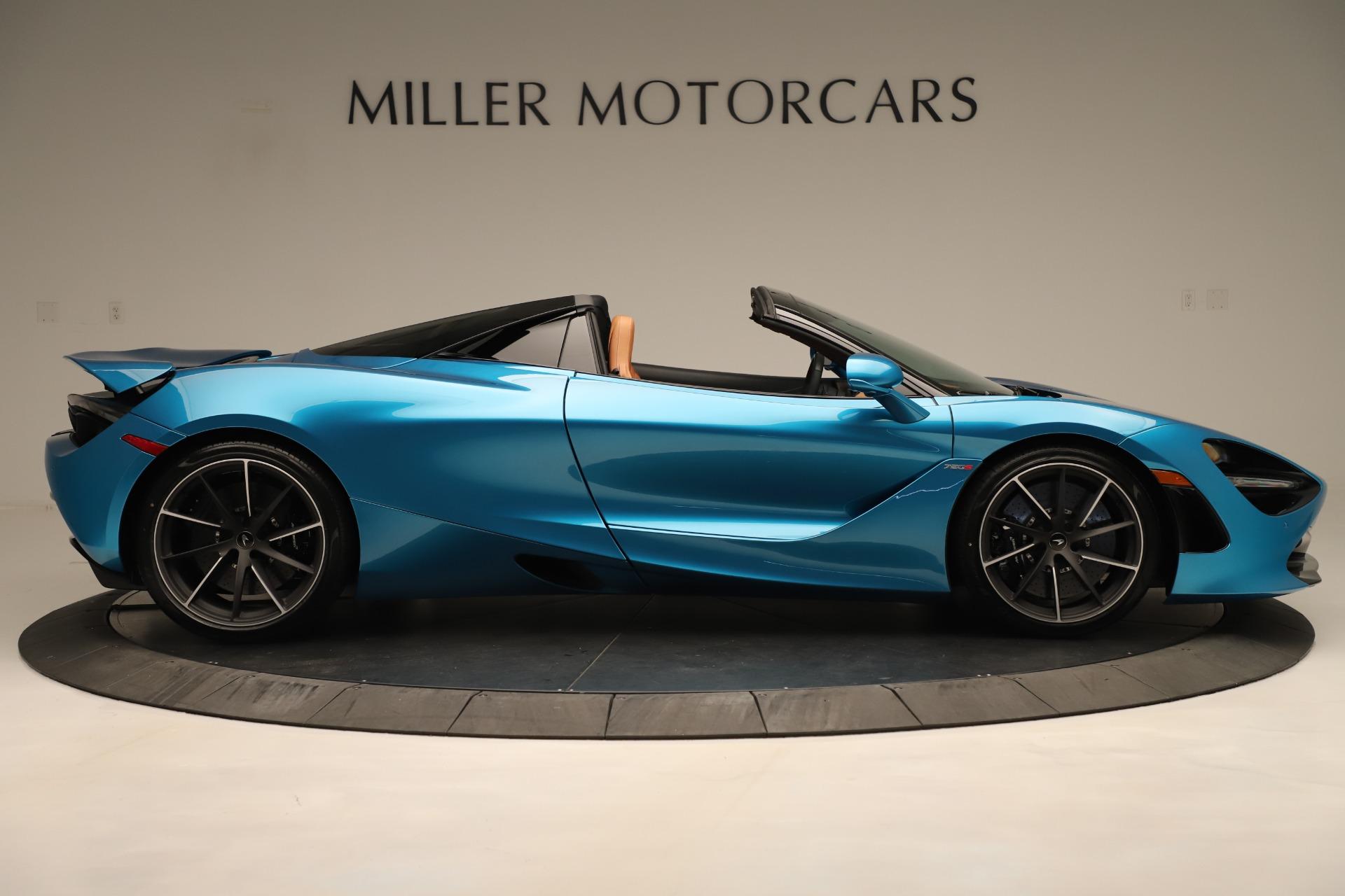 New 2020 McLaren 720S Spider For Sale In Westport, CT 3387_p15