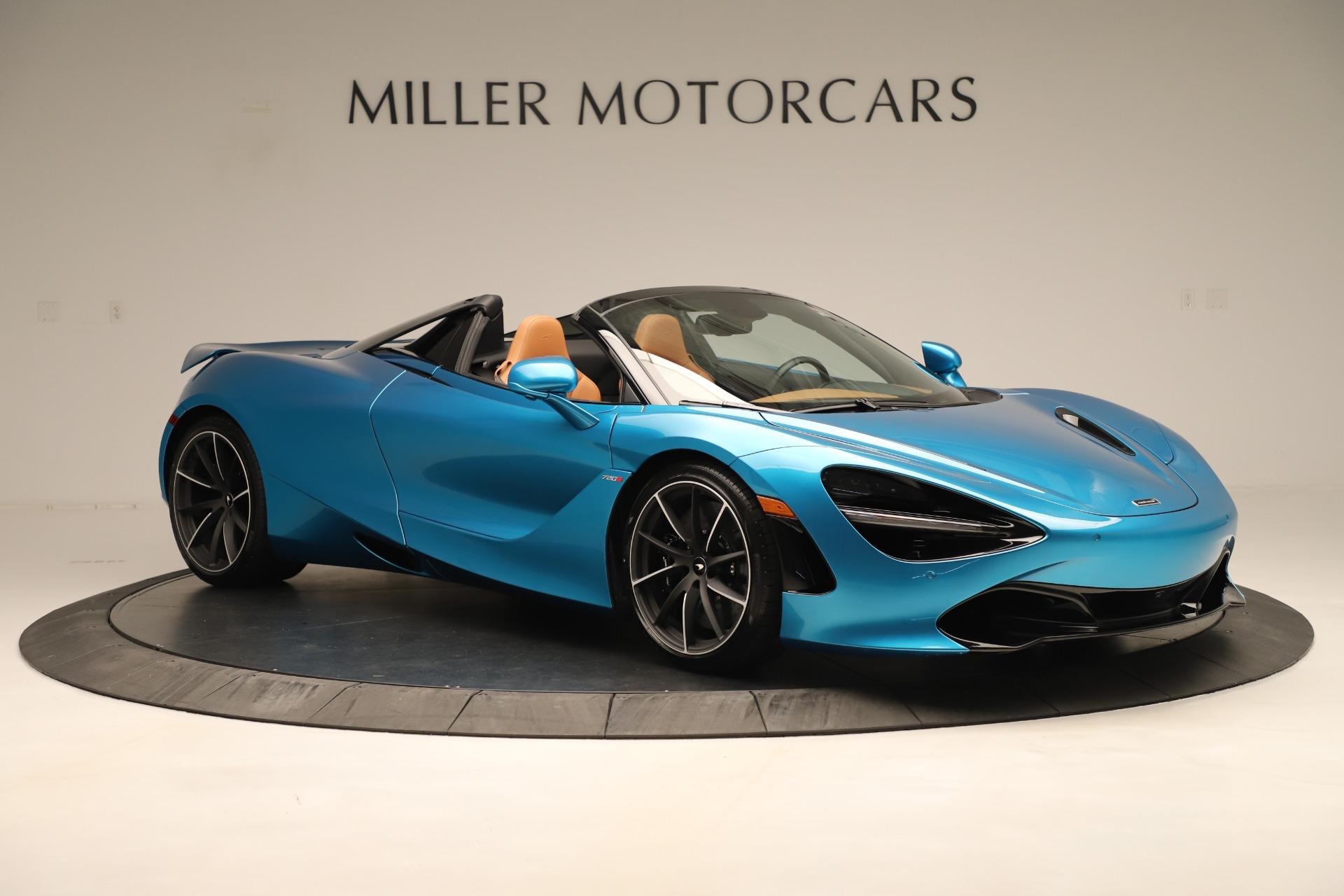 New 2020 McLaren 720S Spider For Sale In Westport, CT 3387_p16