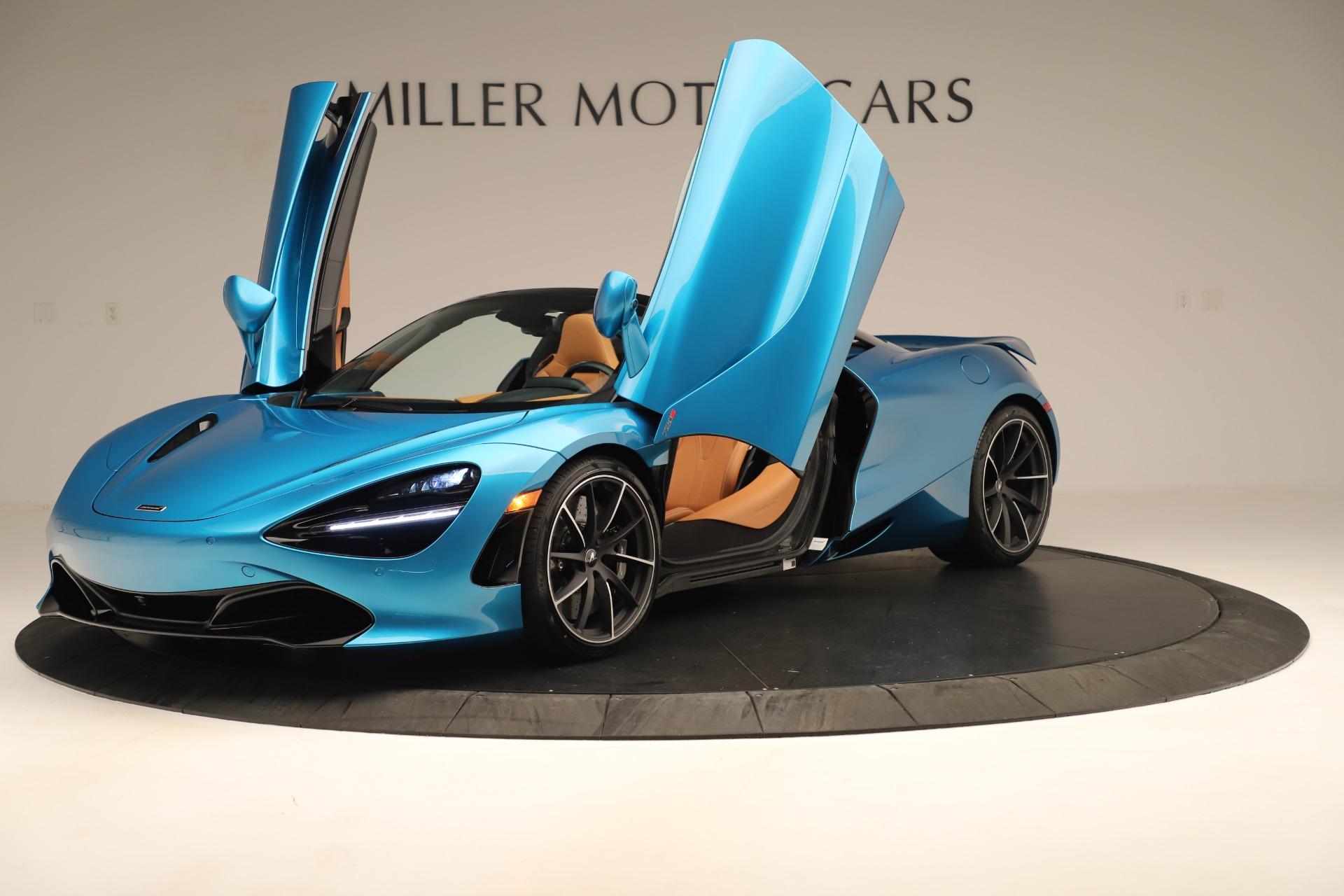 New 2020 McLaren 720S Spider Luxury For Sale In Westport, CT 3387_p18