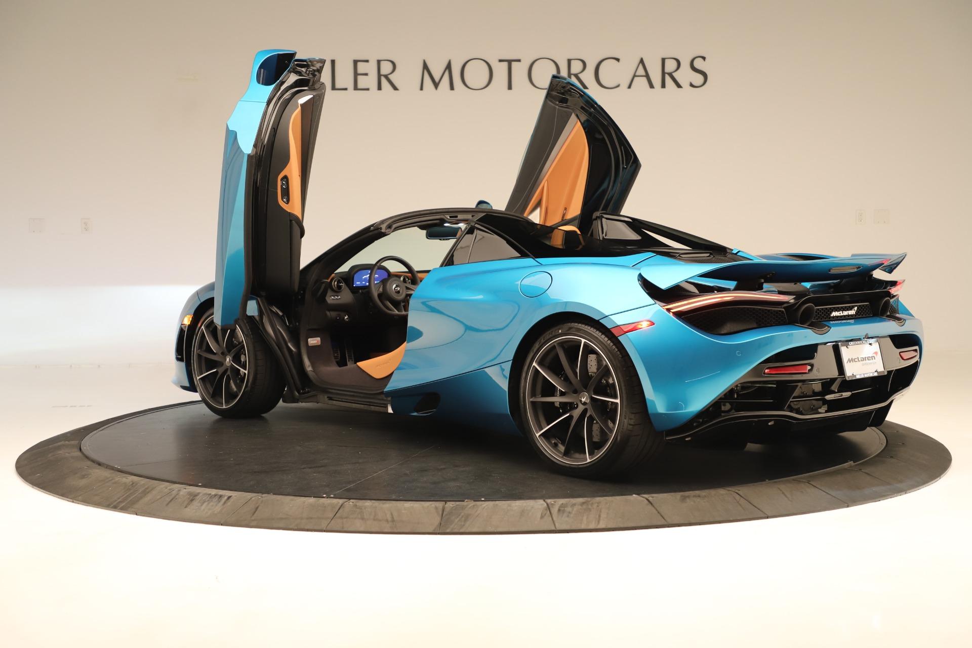 New 2020 McLaren 720S Spider Luxury For Sale In Westport, CT 3387_p19