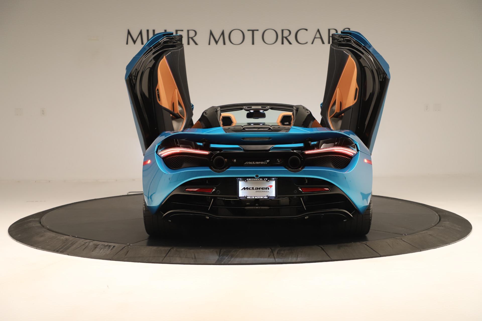 New 2020 McLaren 720S Spider Luxury For Sale In Westport, CT 3387_p20