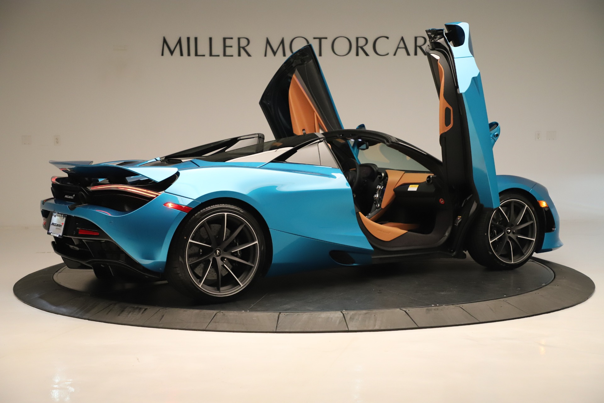 New 2020 McLaren 720S Spider For Sale In Westport, CT 3387_p21