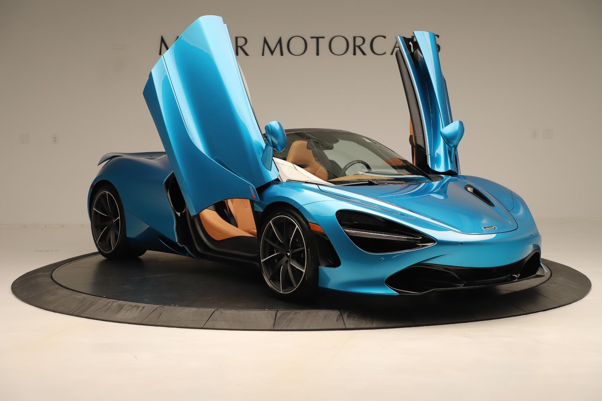 New 2020 McLaren 720S Spider For Sale In Westport, CT 3387_p22