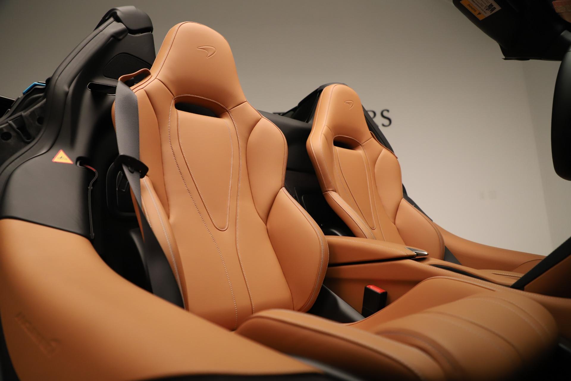New 2020 McLaren 720S Spider Luxury For Sale In Westport, CT 3387_p23