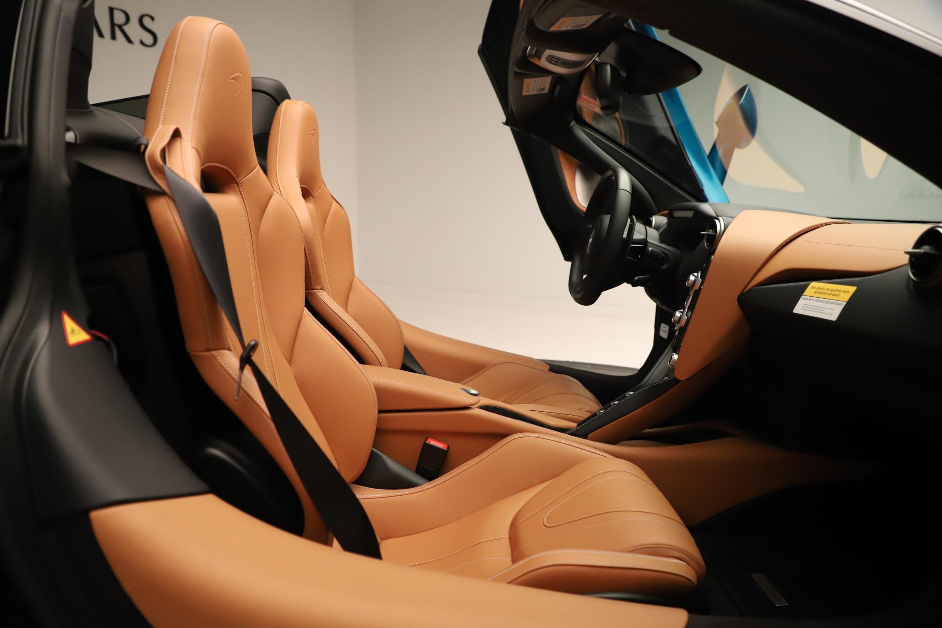 New 2020 McLaren 720S Spider For Sale In Westport, CT 3387_p24
