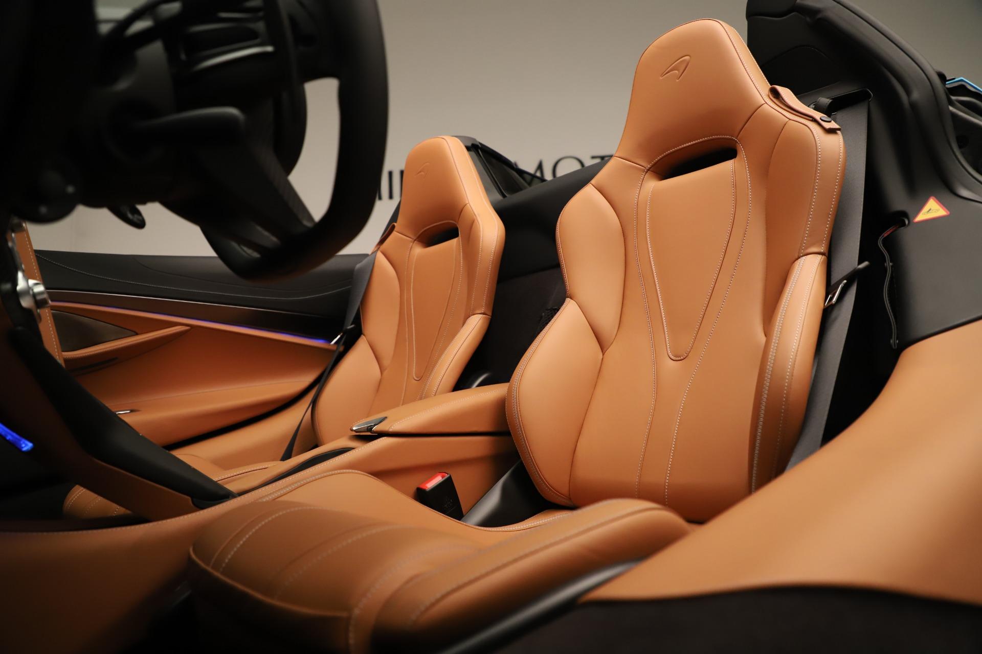 New 2020 McLaren 720S Spider For Sale In Westport, CT 3387_p26