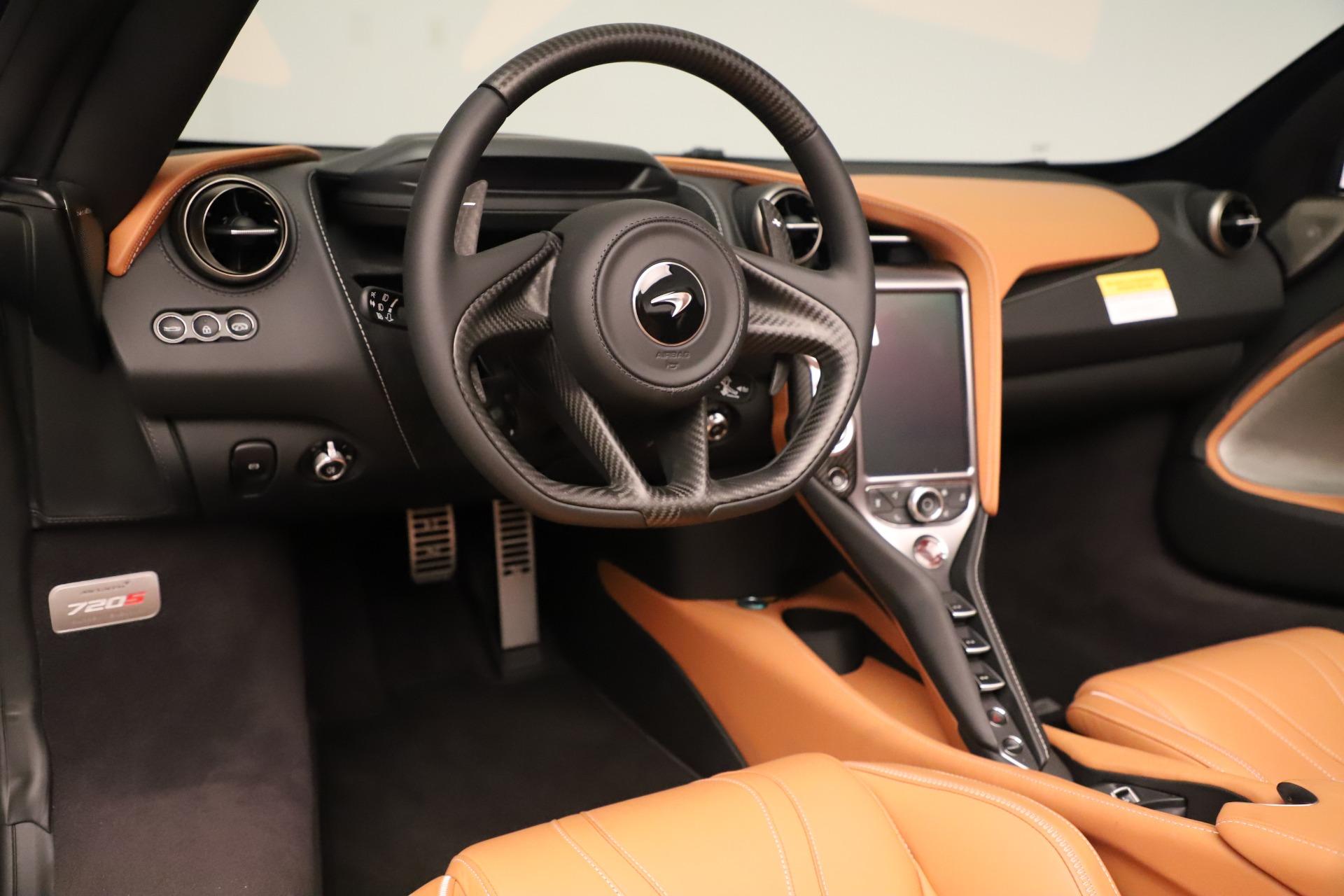 New 2020 McLaren 720S Spider For Sale In Westport, CT 3387_p28