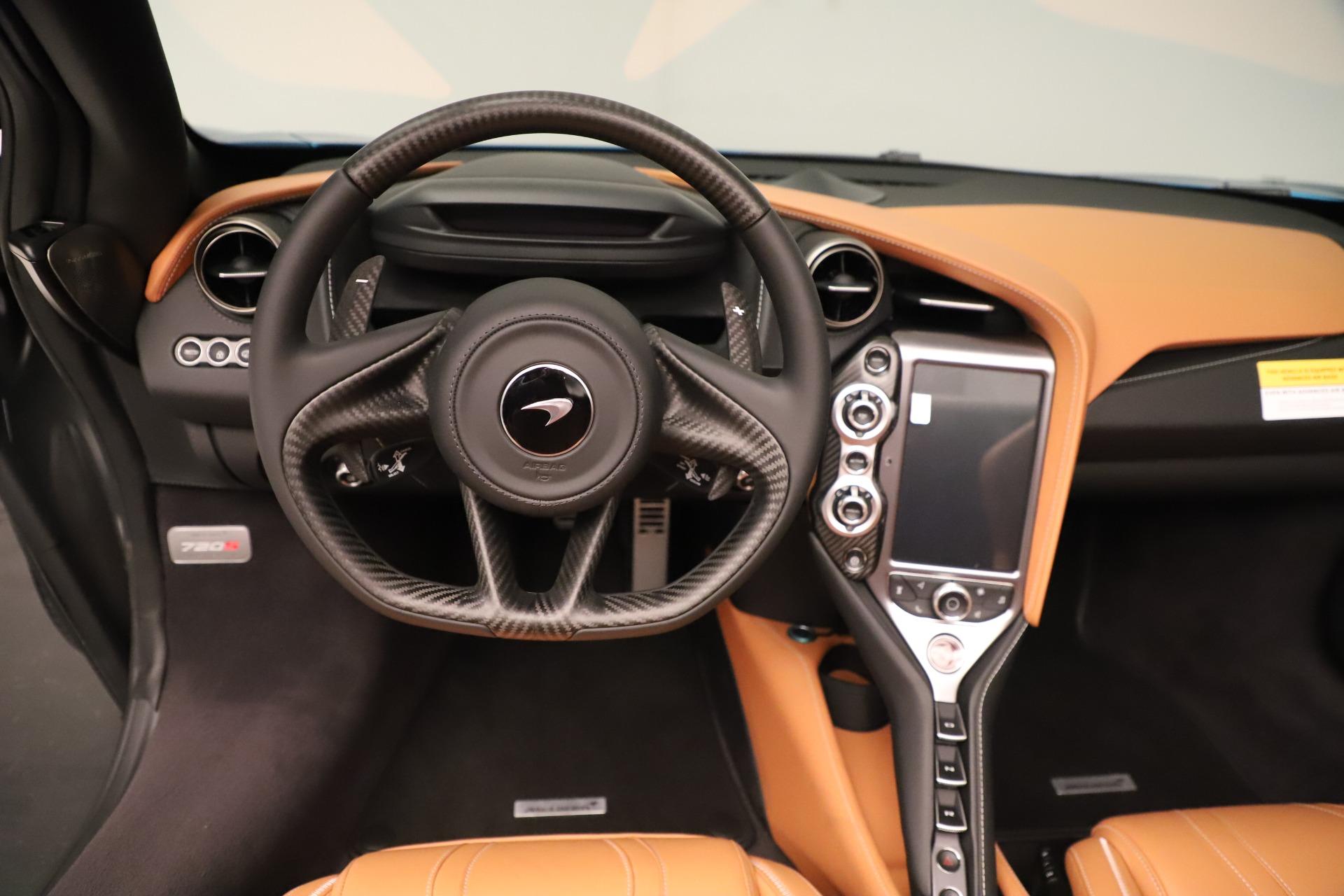 New 2020 McLaren 720S Spider For Sale In Westport, CT 3387_p29